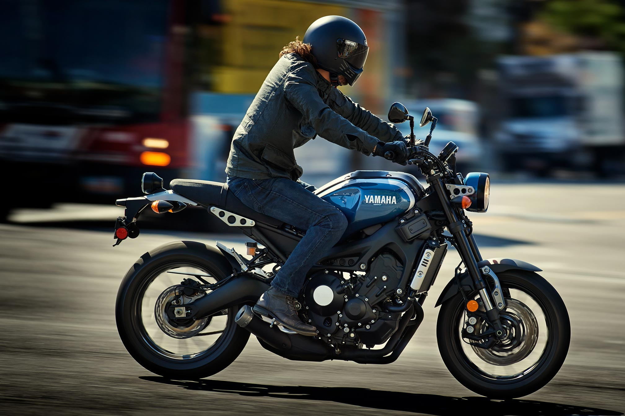 2017 Yamaha XSR900 Review