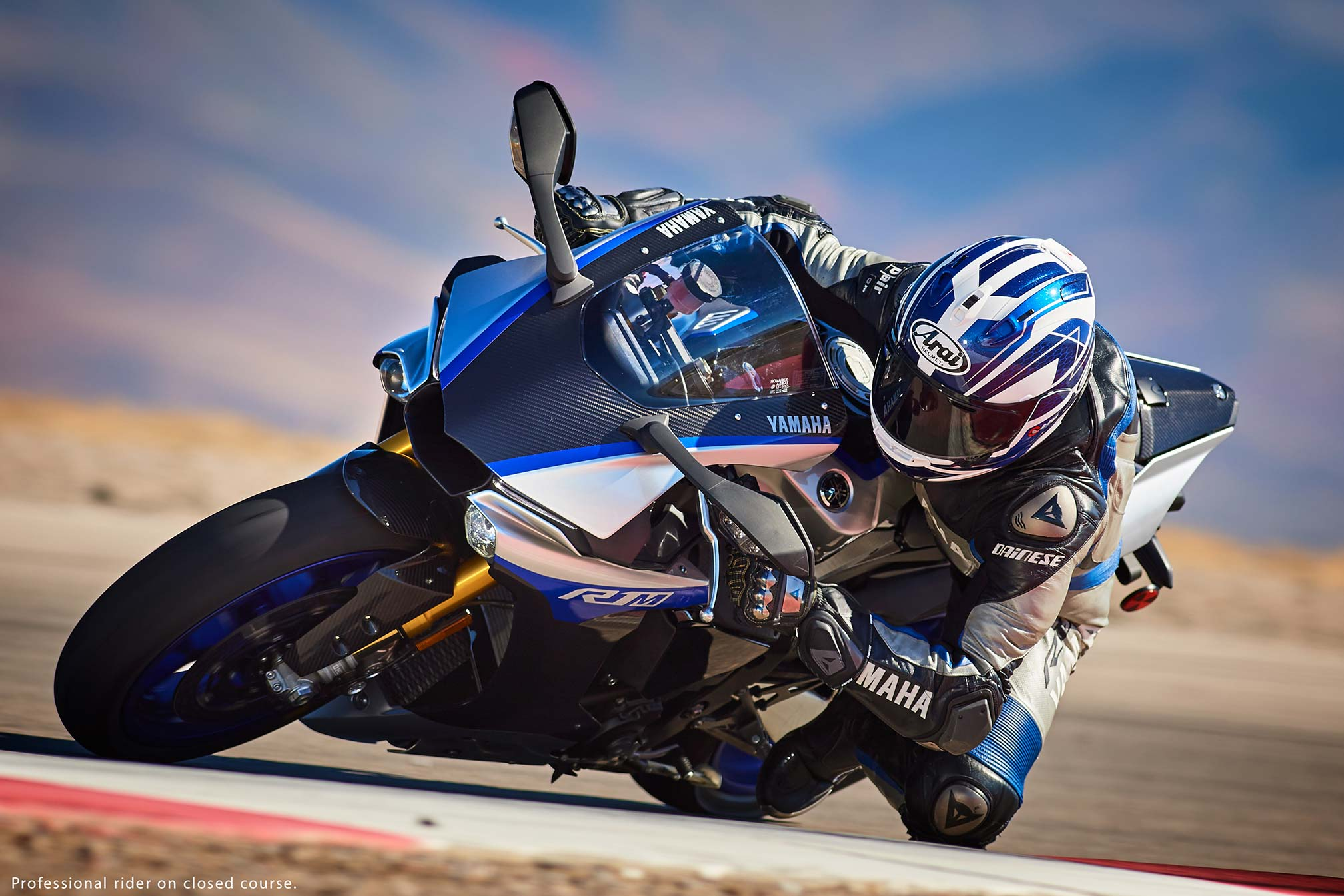 2017 yamaha yzf r1m review for Yamaha r1m specs
