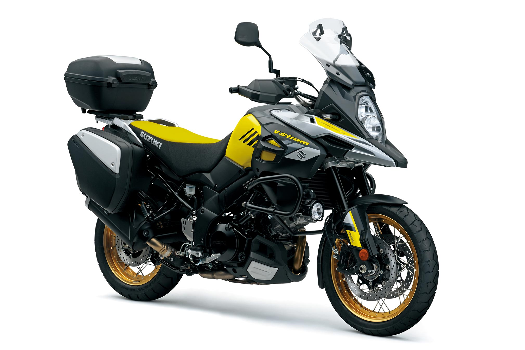 2018 suzuki v strom 1000xt review. Black Bedroom Furniture Sets. Home Design Ideas