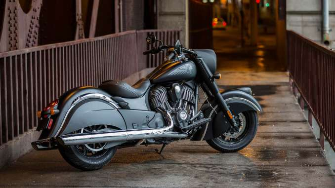 2018 Indian Chief Dark Horse