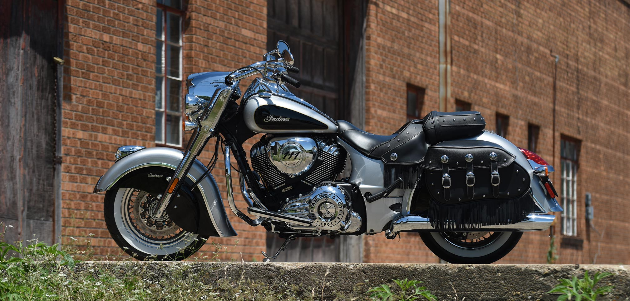 2018 Indian Chief Vintage Review • Total Motorcycle