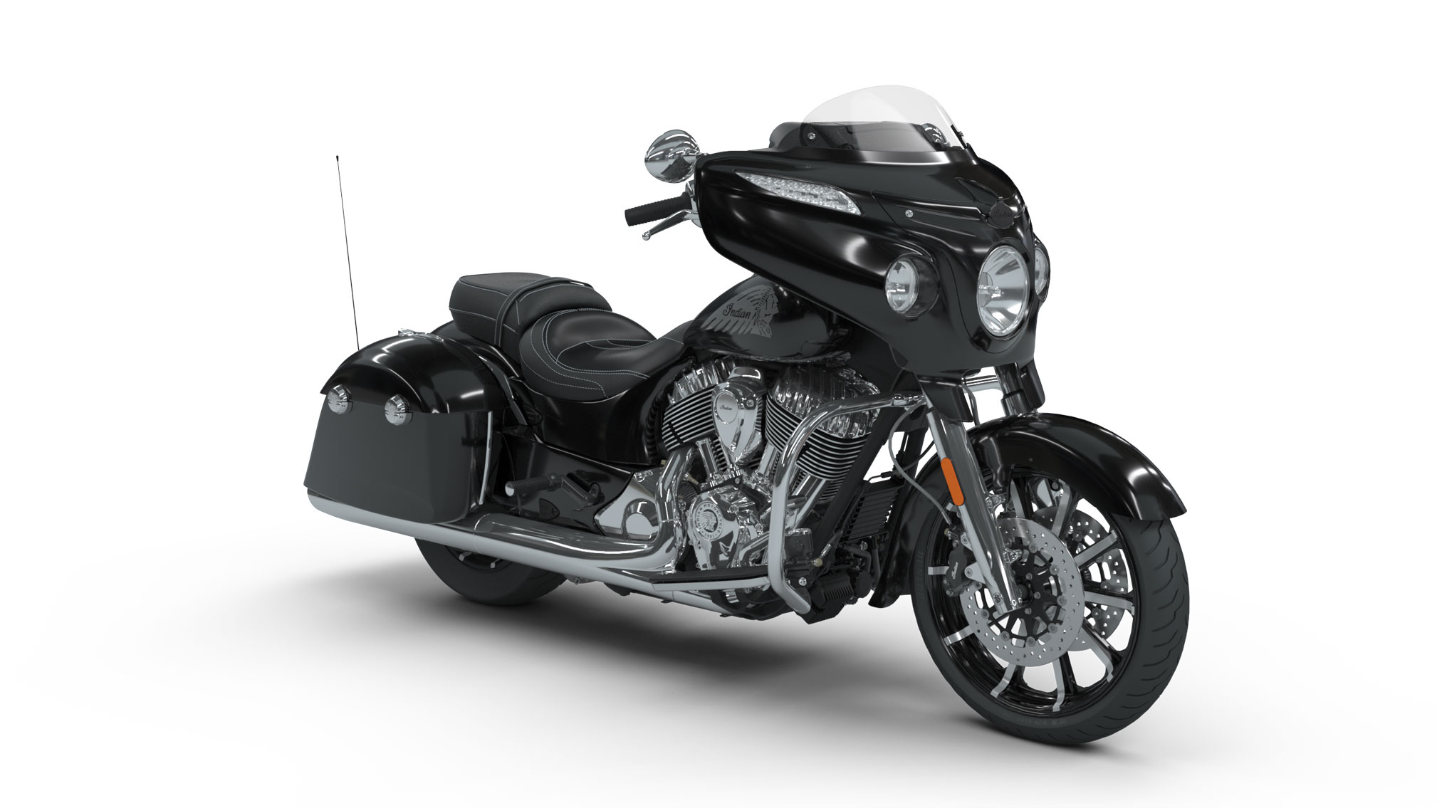 2018 Indian Chieftain Limited Review Totalmotorcycle