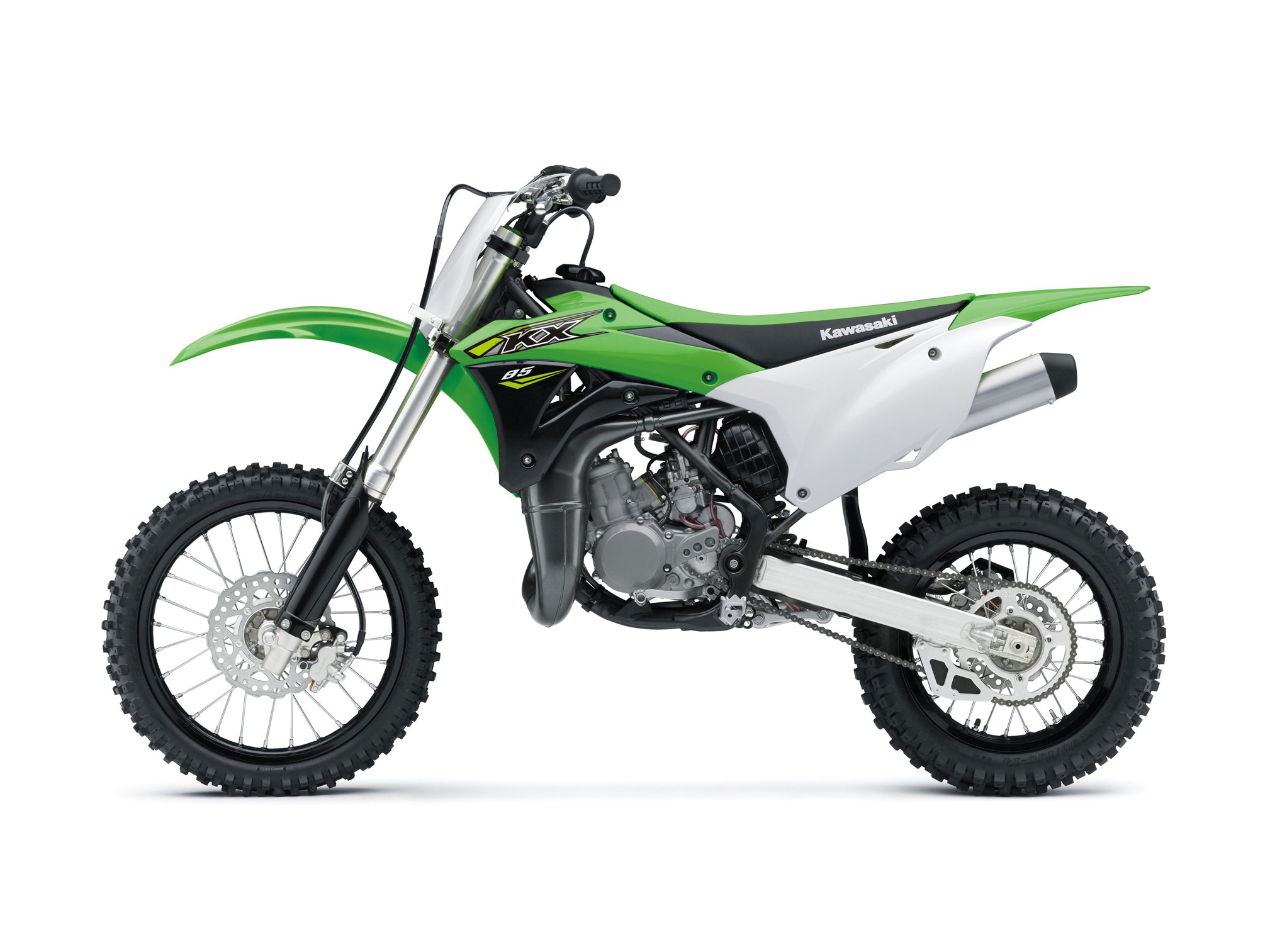 2018 kawasaki kx85 review totalmotorcycle. Black Bedroom Furniture Sets. Home Design Ideas