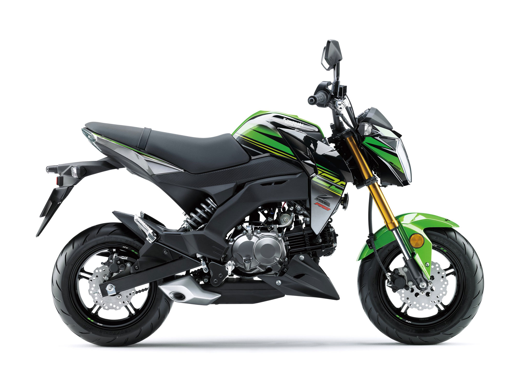 2018 Kawasaki Z125 Pro Krt Review Totalmotorcycle