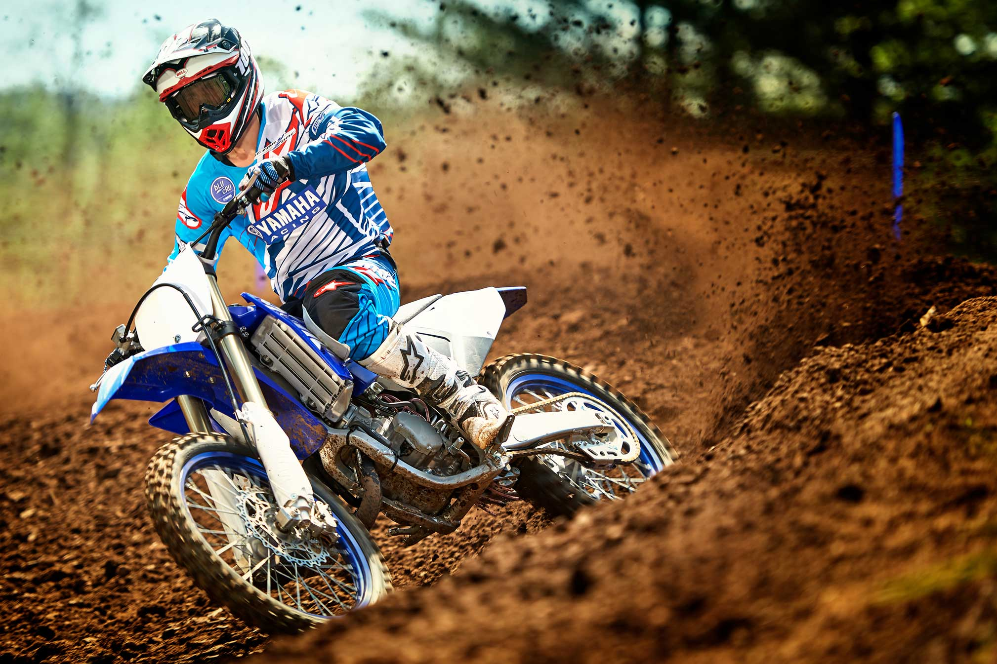 2018 Yamaha Yz125 Review Totalmotorcycle