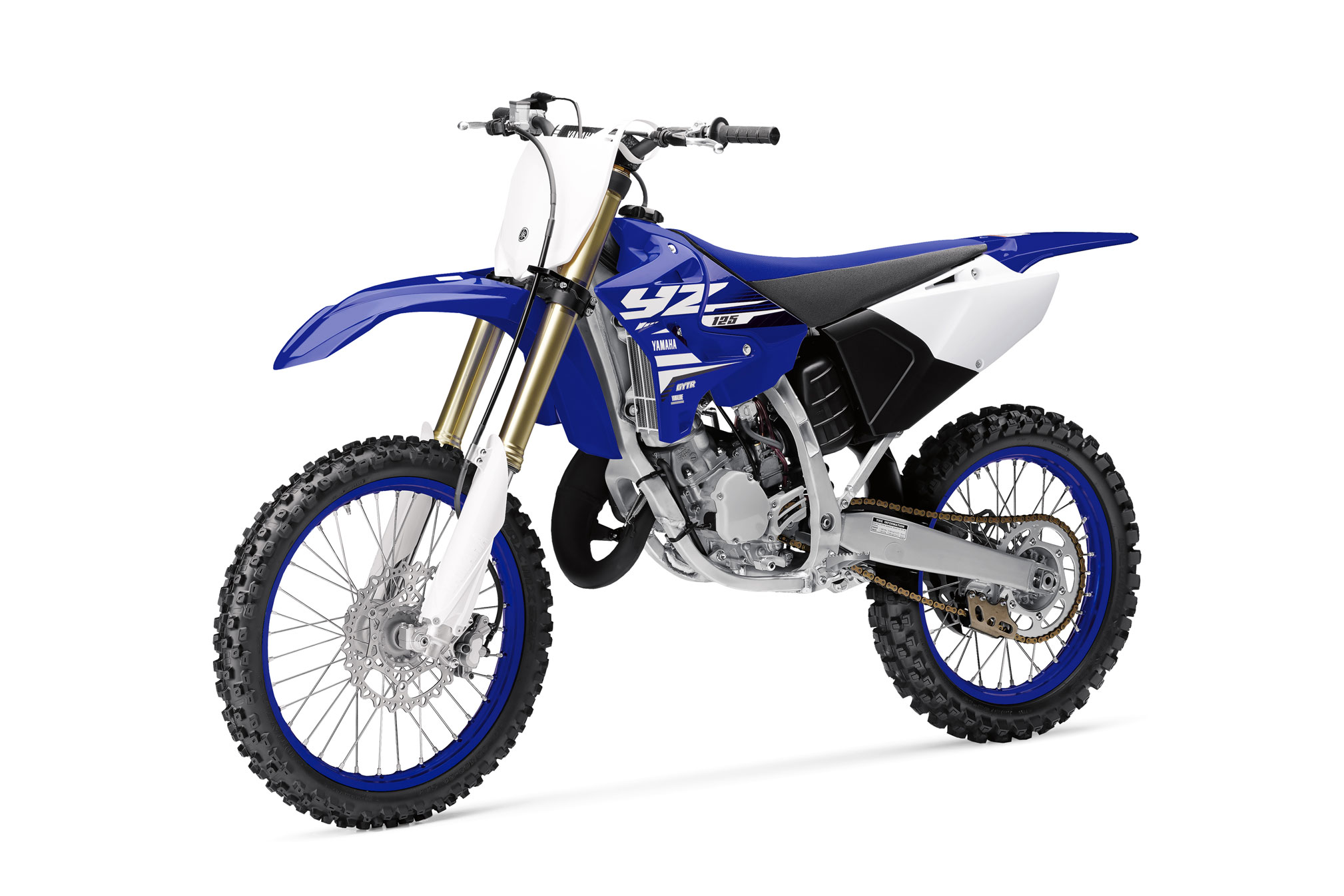 2018 yamaha yz125 review total motorcycle. Black Bedroom Furniture Sets. Home Design Ideas