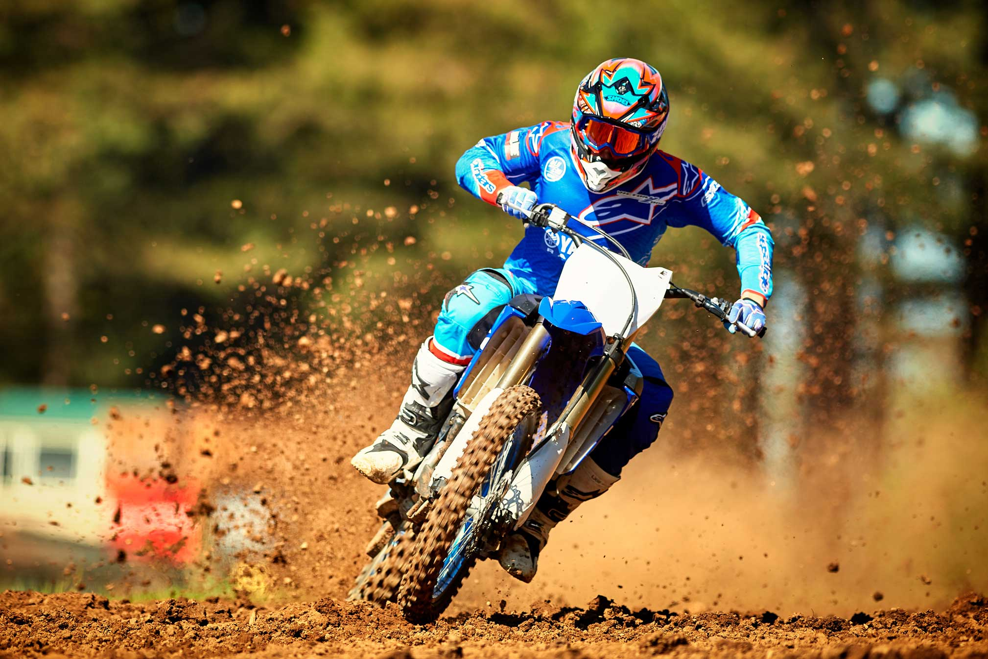 Phenomenal 2018 Yamaha Yz250F Review Total Motorcycle Caraccident5 Cool Chair Designs And Ideas Caraccident5Info