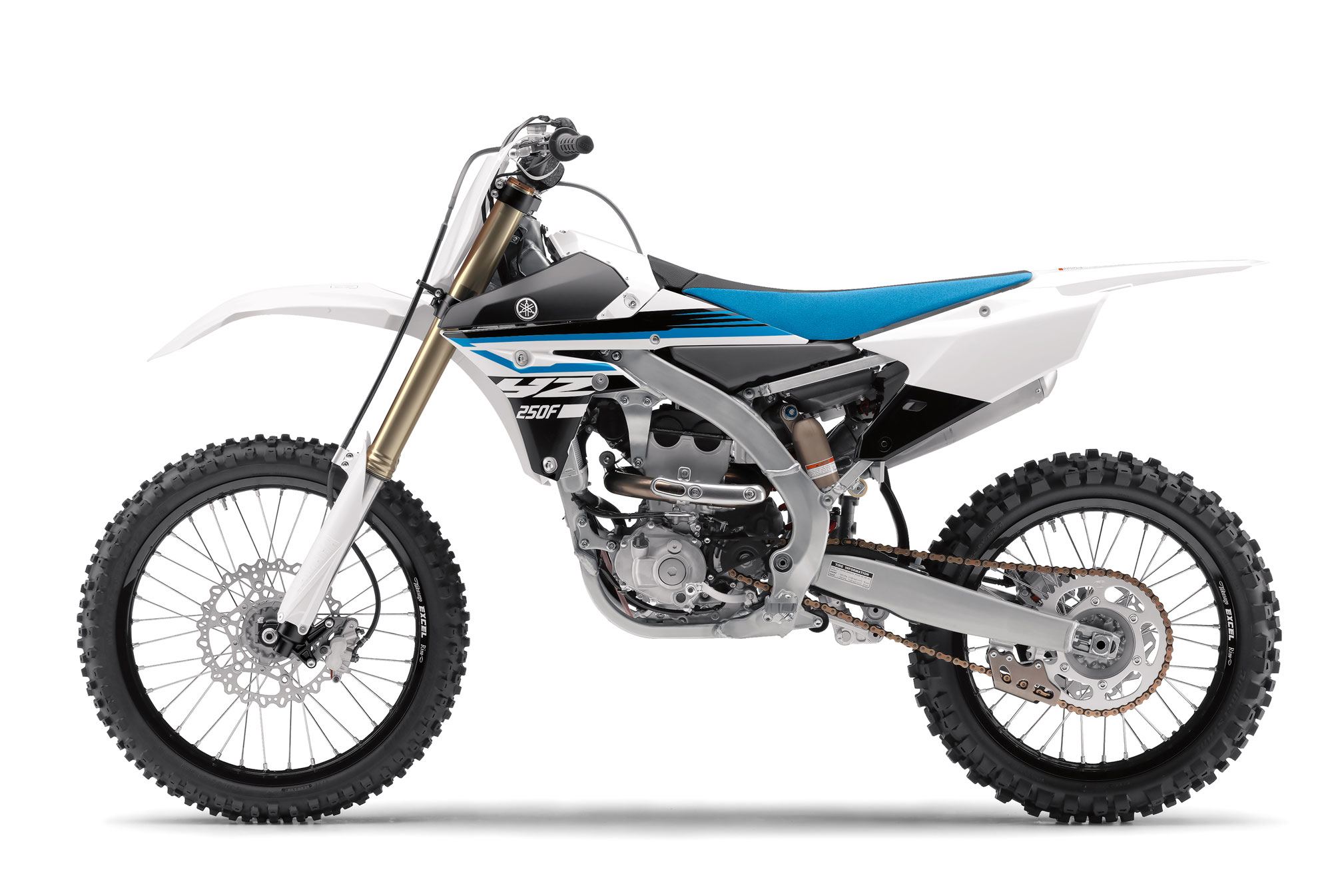 2018 yamaha yz250f review totalmotorcycle. Black Bedroom Furniture Sets. Home Design Ideas