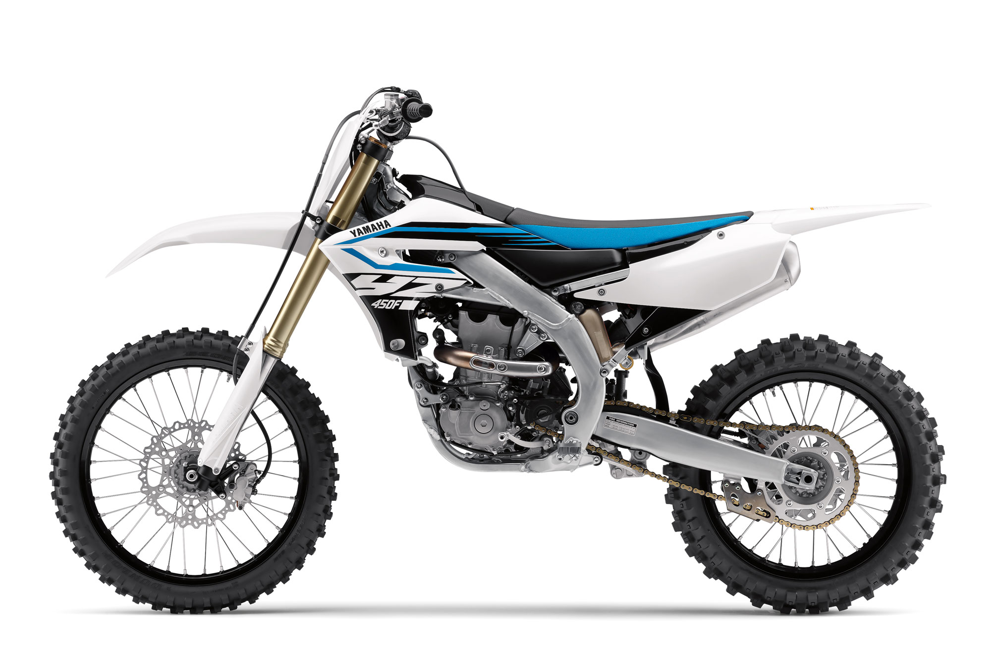 2018 yamaha yz450f review totalmotorcycle for Yamaha new motorcycles 2018
