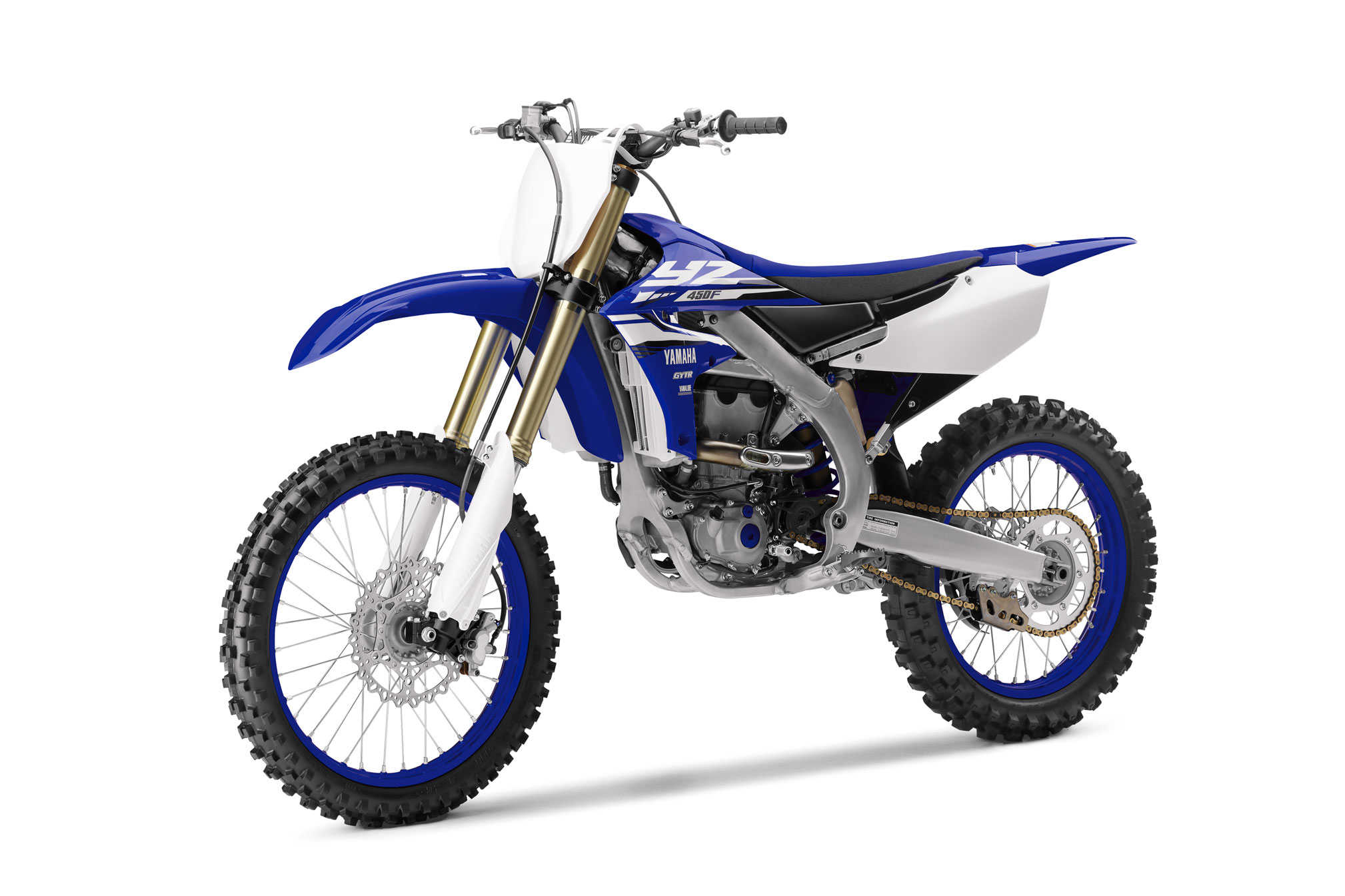 2018 yamaha yz450f review totalmotorcycle for Yamaha yz 450f