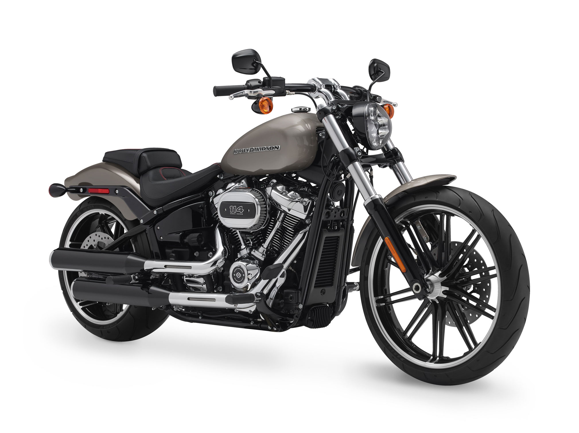 2018 harley davidson breakout 114 review totalmotorcycle. Black Bedroom Furniture Sets. Home Design Ideas
