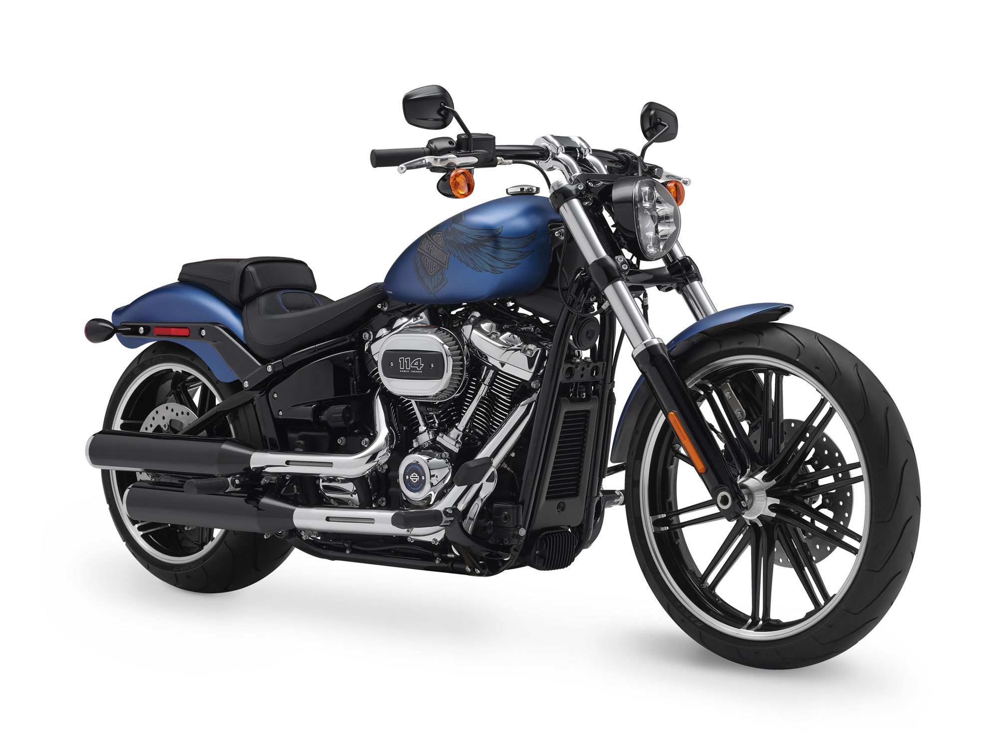 2018 harley davidson breakout 114 115th anniversary review total motorcycle. Black Bedroom Furniture Sets. Home Design Ideas