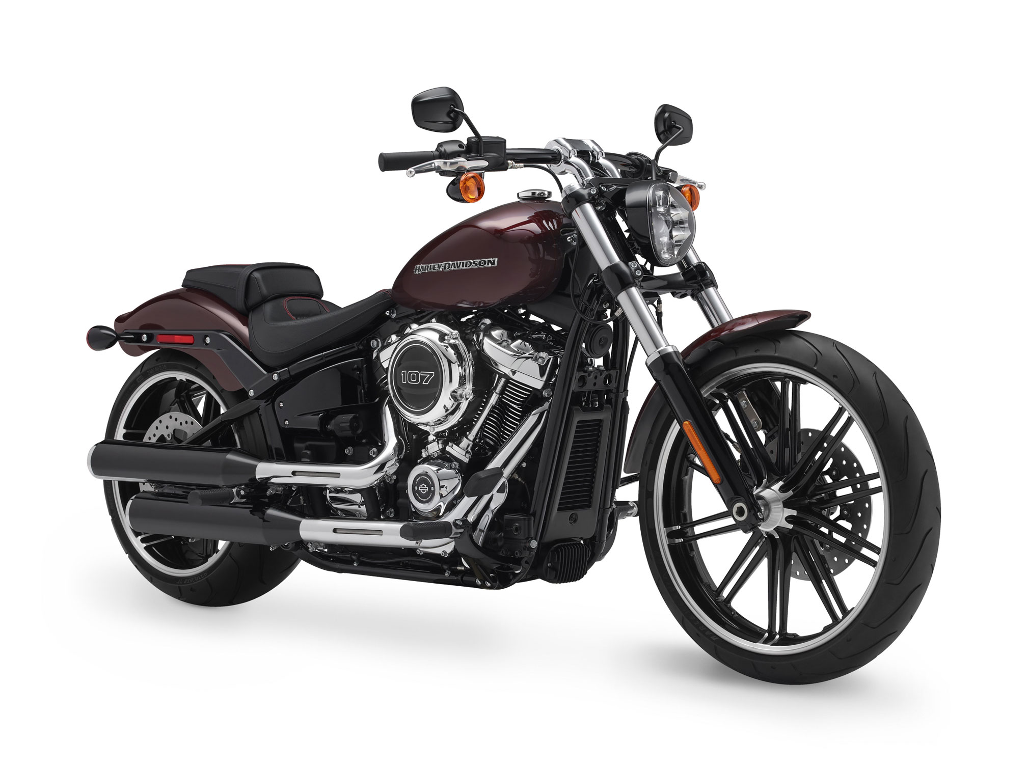 2018 Harley Davidson Breakout Review Totalmotorcycle