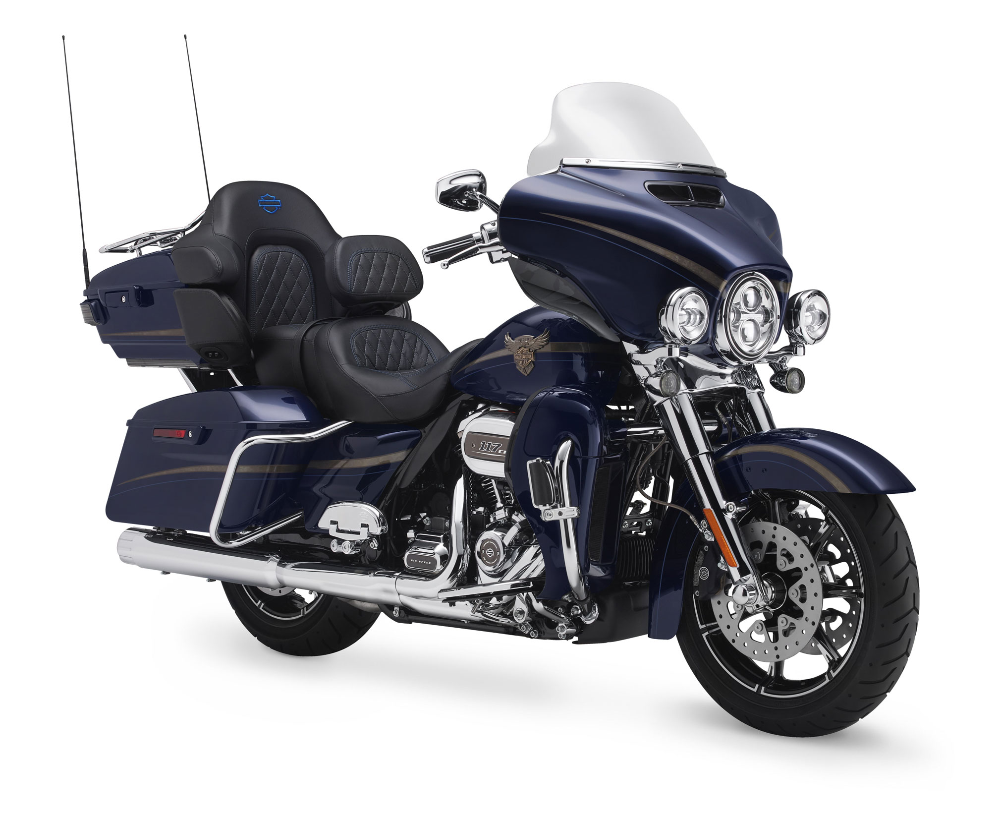 2018 harley davidson cvo limited 115th anniversary review totalmotorcycle. Black Bedroom Furniture Sets. Home Design Ideas