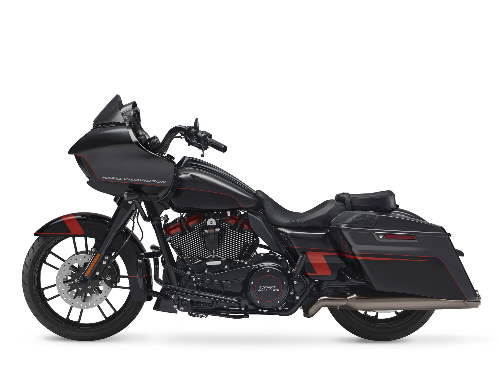 2018 harley davidson cvo road glide review totalmotorcycle. Black Bedroom Furniture Sets. Home Design Ideas