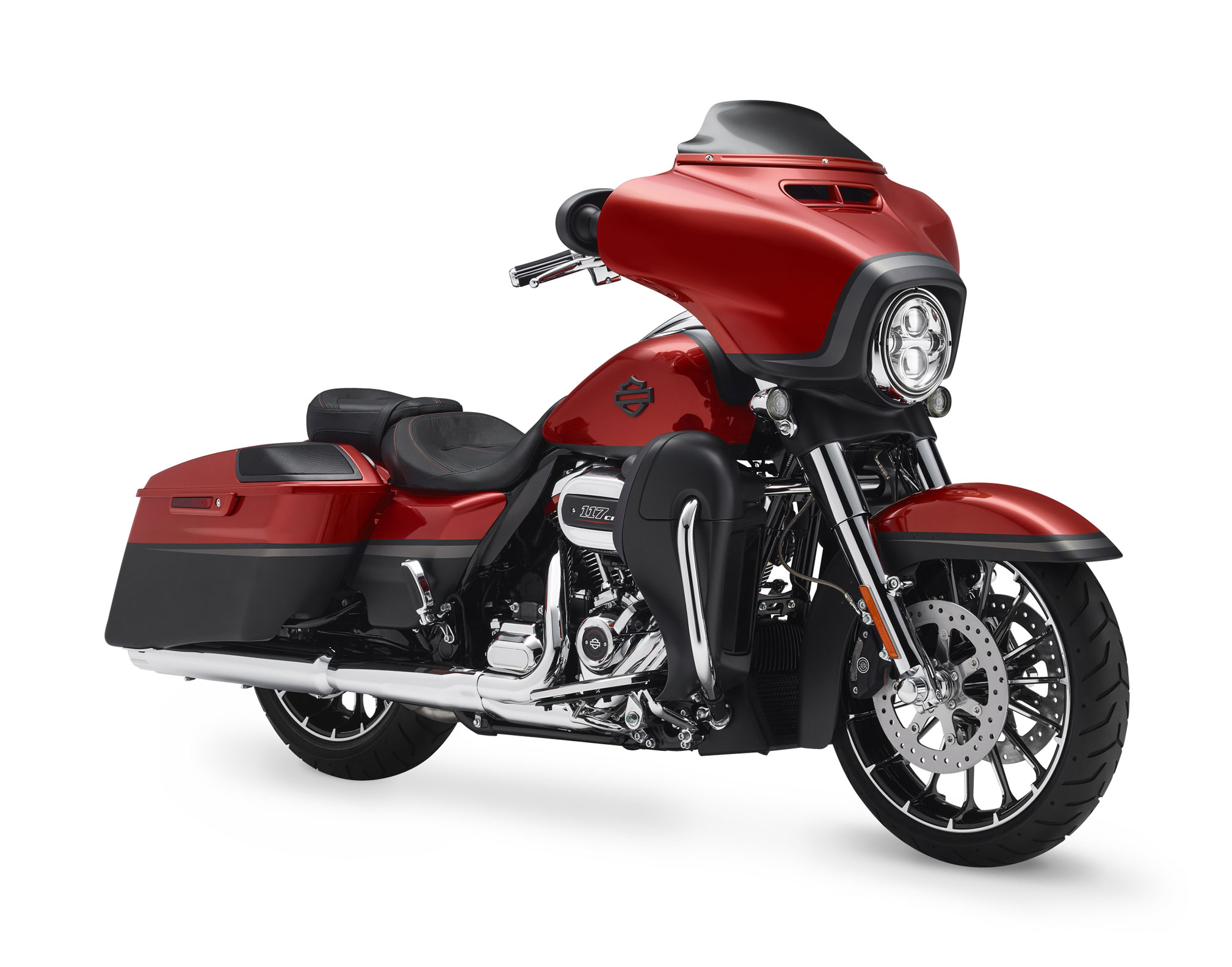 2018 harley davidson cvo street glide review totalmotorcycle. Black Bedroom Furniture Sets. Home Design Ideas