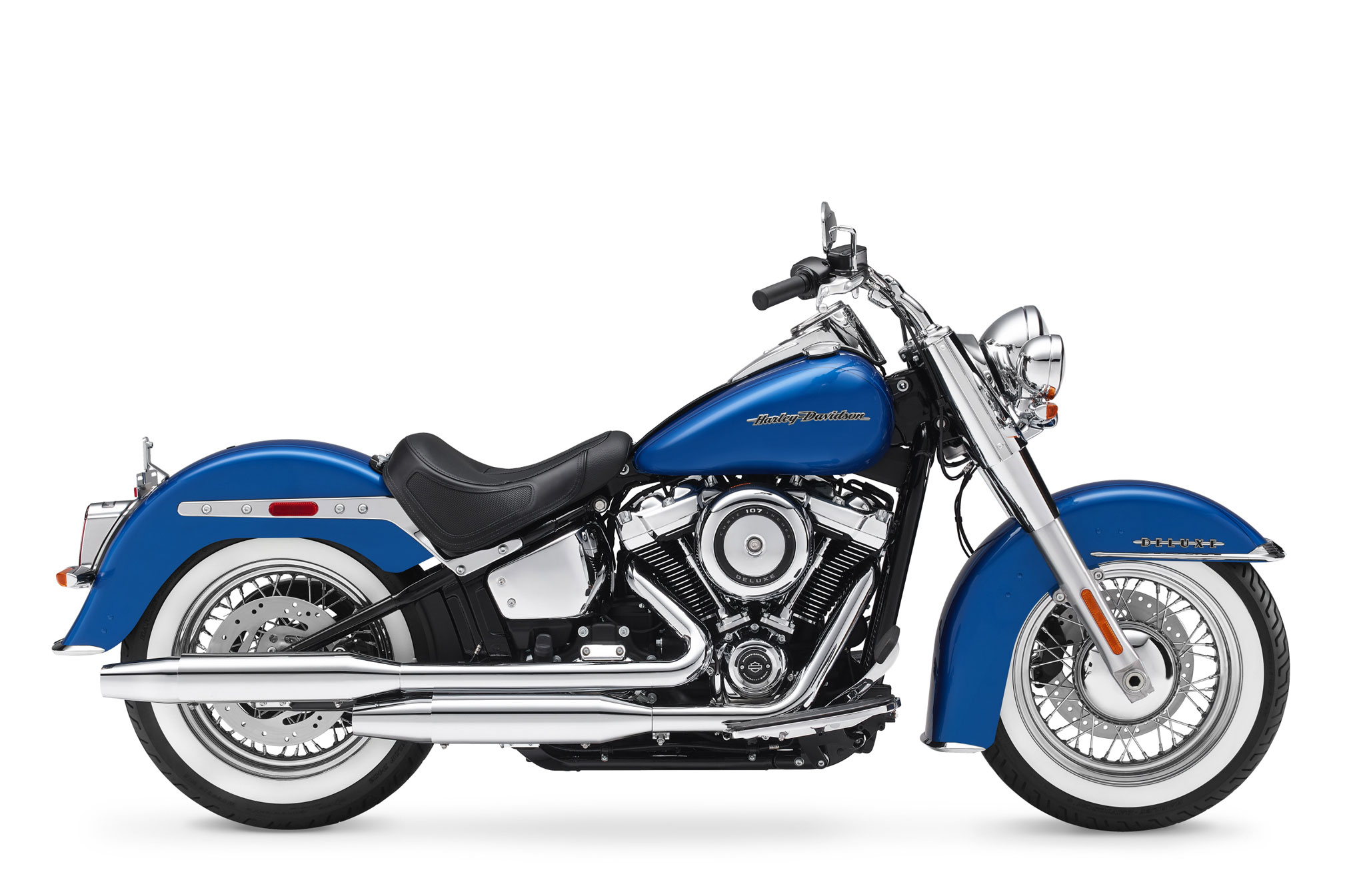 2018 Harley-Davidson Deluxe Review • Total Motorcycle