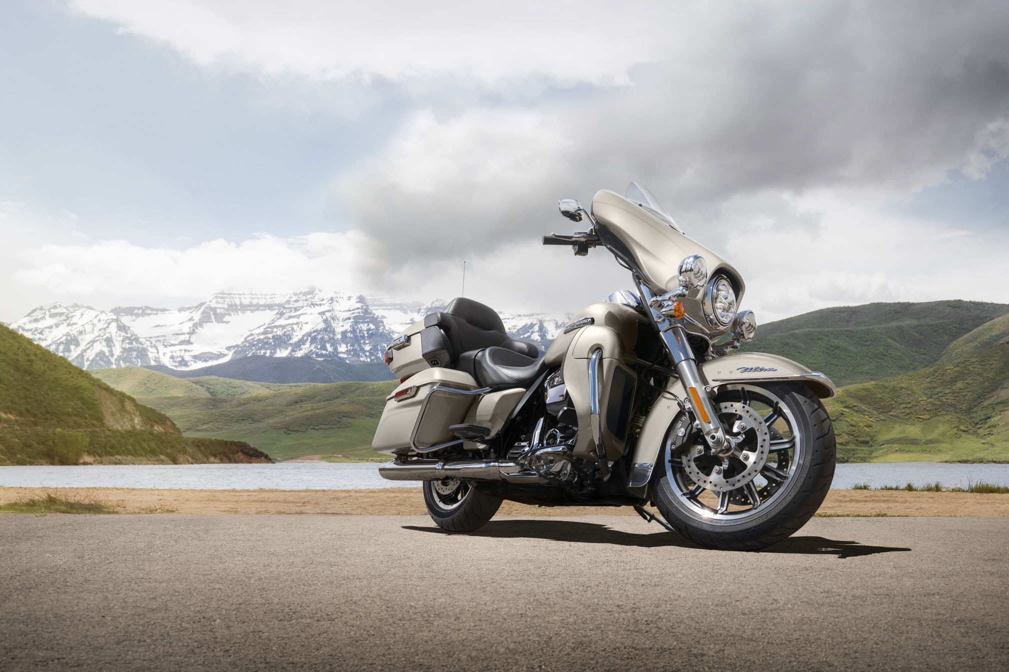 2018 Harley-Davidson Electra Glide Ultra Classic Review ...