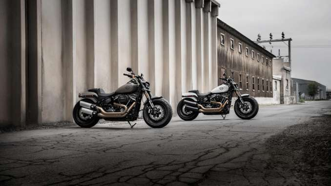 2018 Harley-Davidson Fat Boy 114