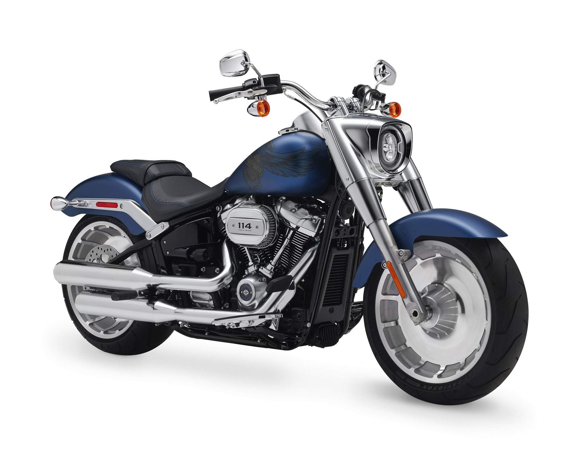 2018 harley davidson fat boy 115th anniversary anx review total motorcycle. Black Bedroom Furniture Sets. Home Design Ideas