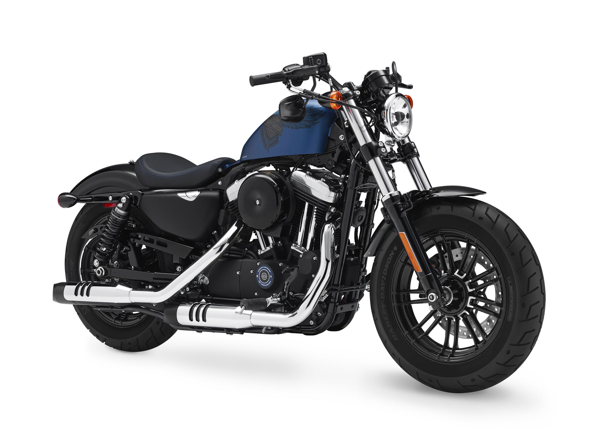 2018 harley davidson forty eight 115th anniversary review total motorcycle. Black Bedroom Furniture Sets. Home Design Ideas