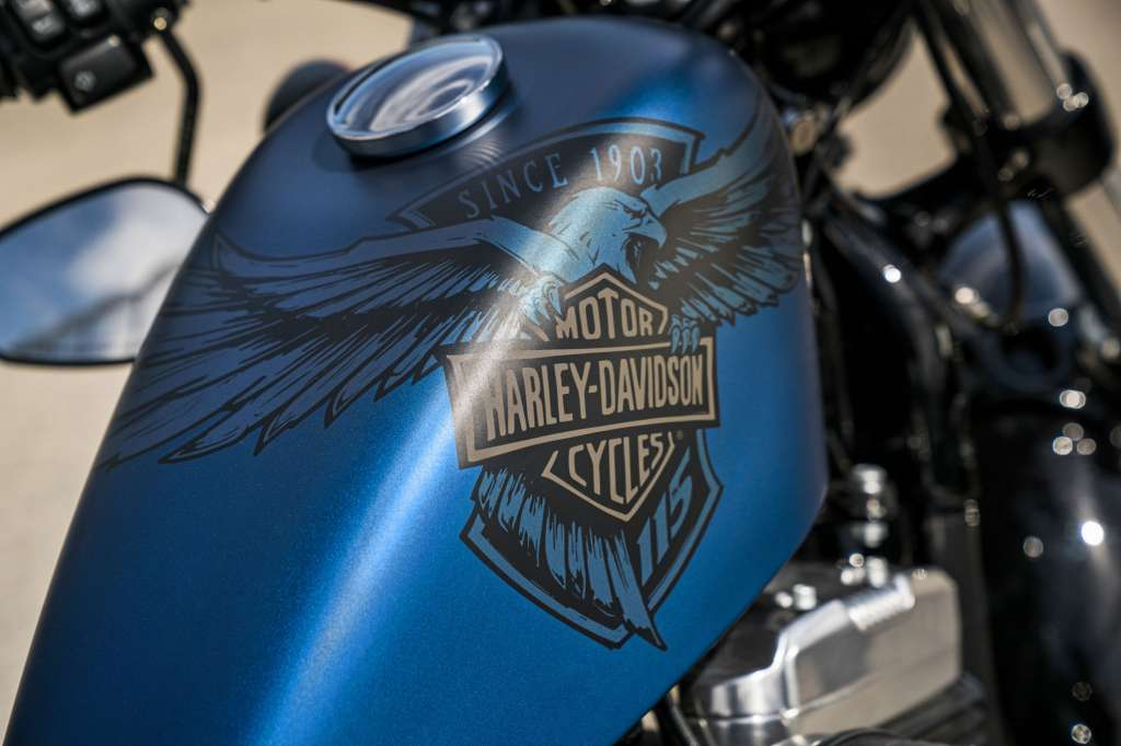 2018 Harley-Davidson Forty-Eight 115th Anniversary