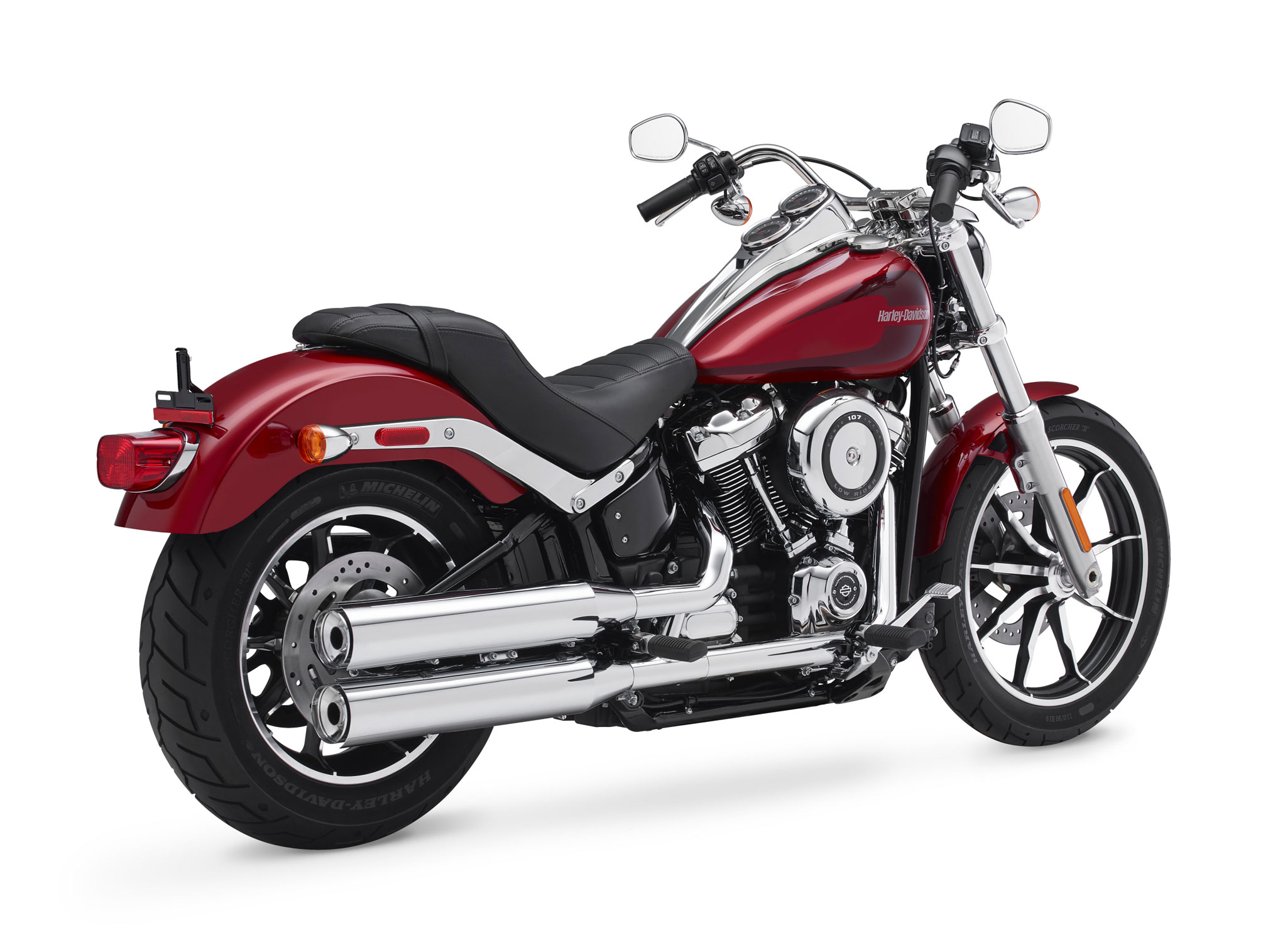 2018 Harley Davidson Low Rider Review