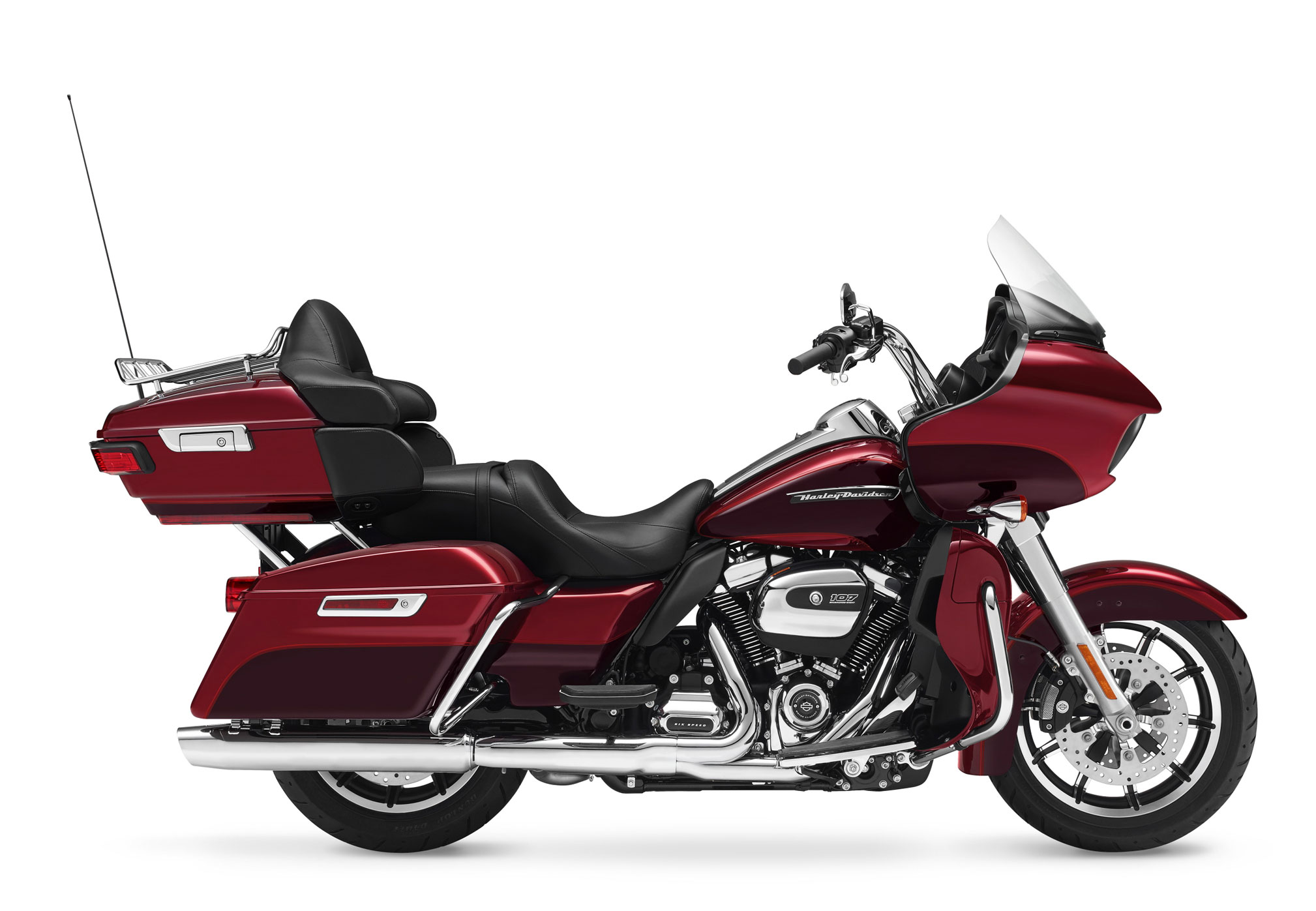 2018 Harley-Davidson Road Glide Ultra Review • TotalMotorcycle