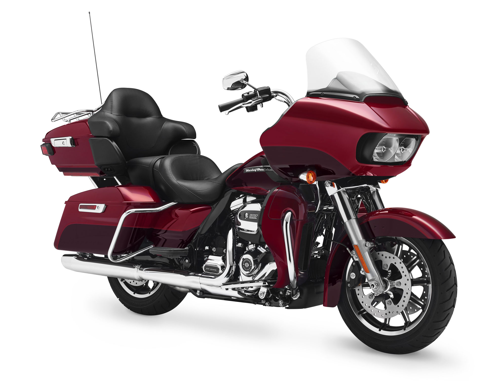 2018 harley davidson road glide ultra review totalmotorcycle. Black Bedroom Furniture Sets. Home Design Ideas