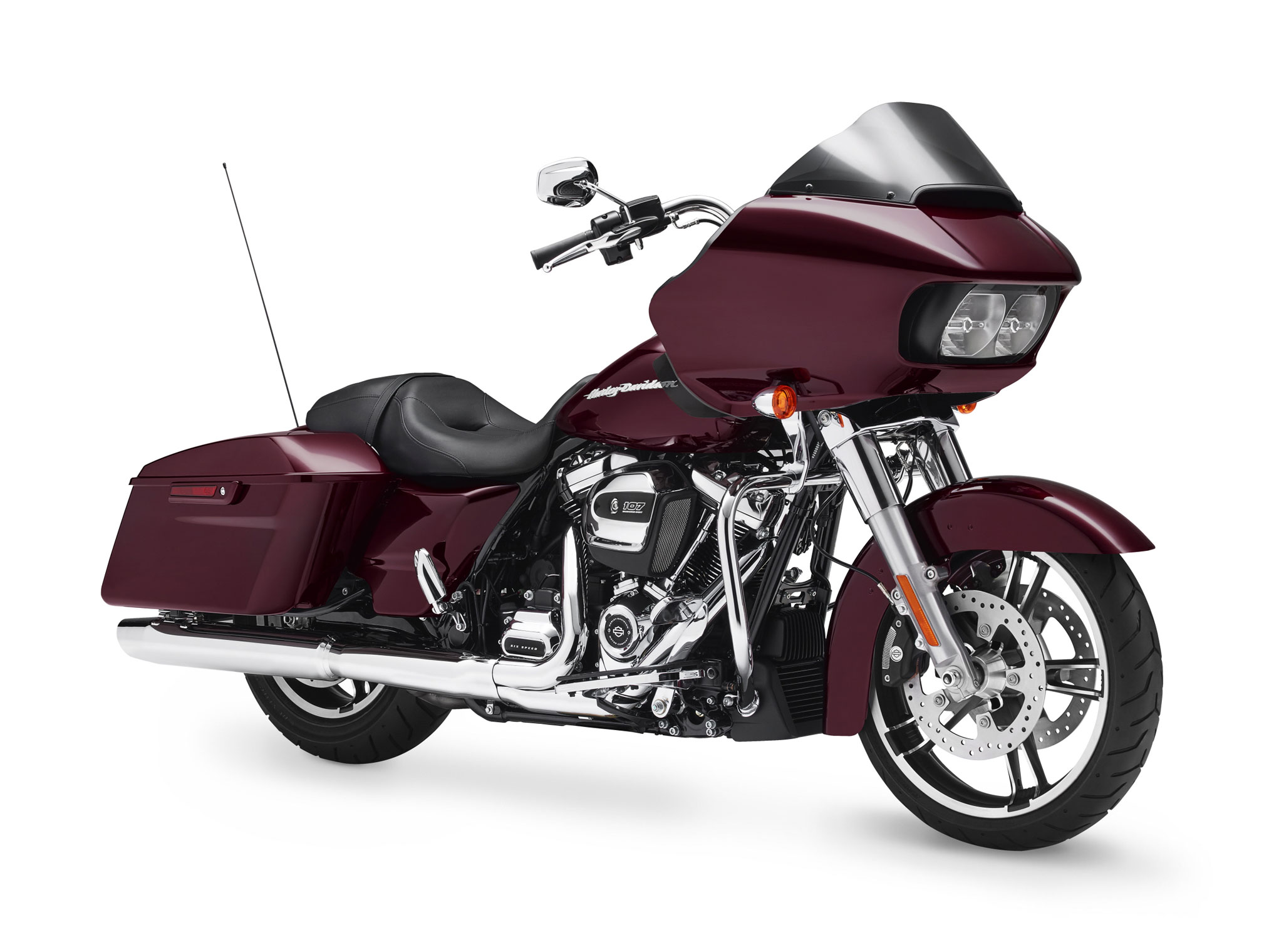 2018 Harley-Davidson Road Glide Review • Total Motorcycle