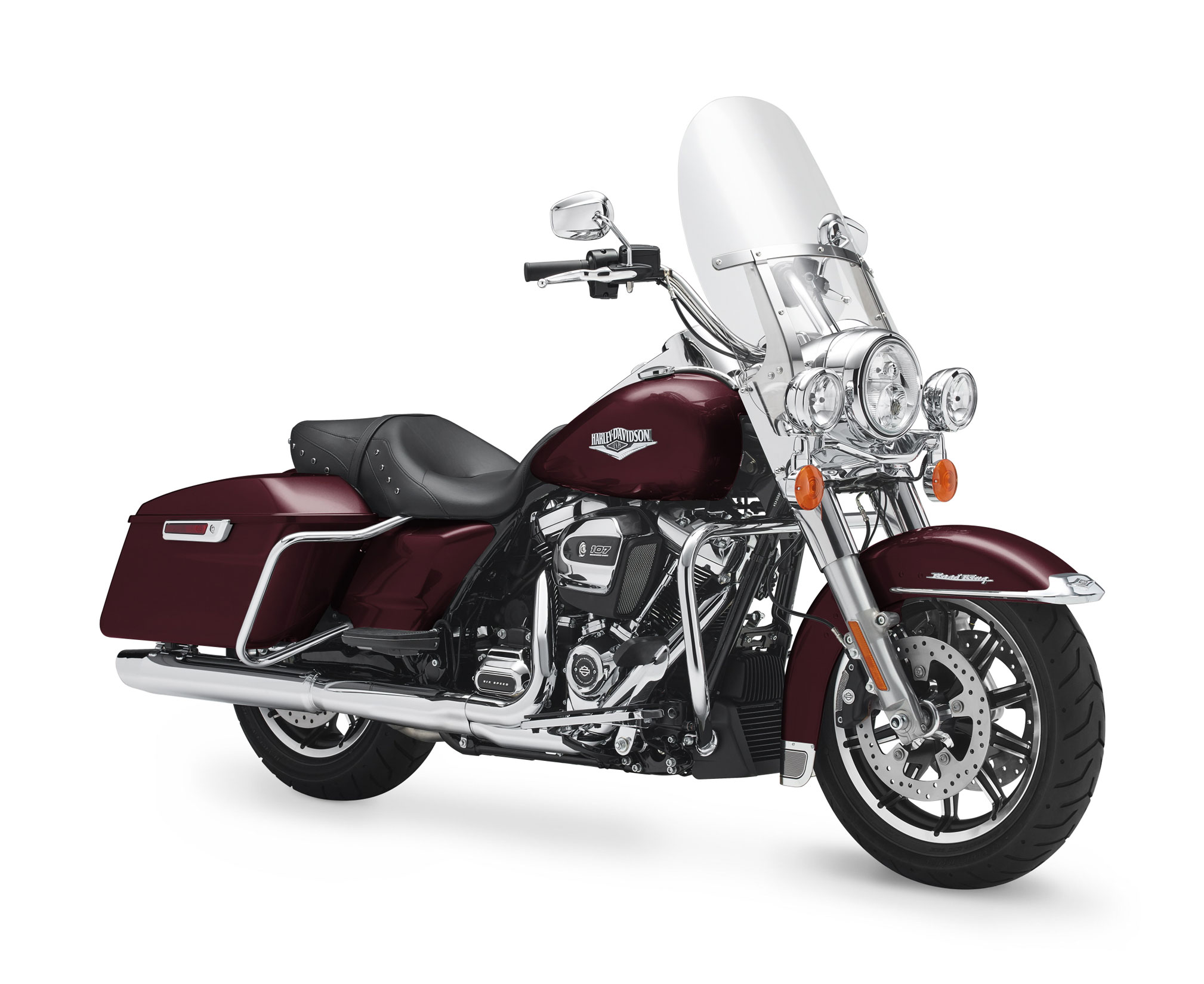2018 Harley-Davidson Road King Review • Total Motorcycle