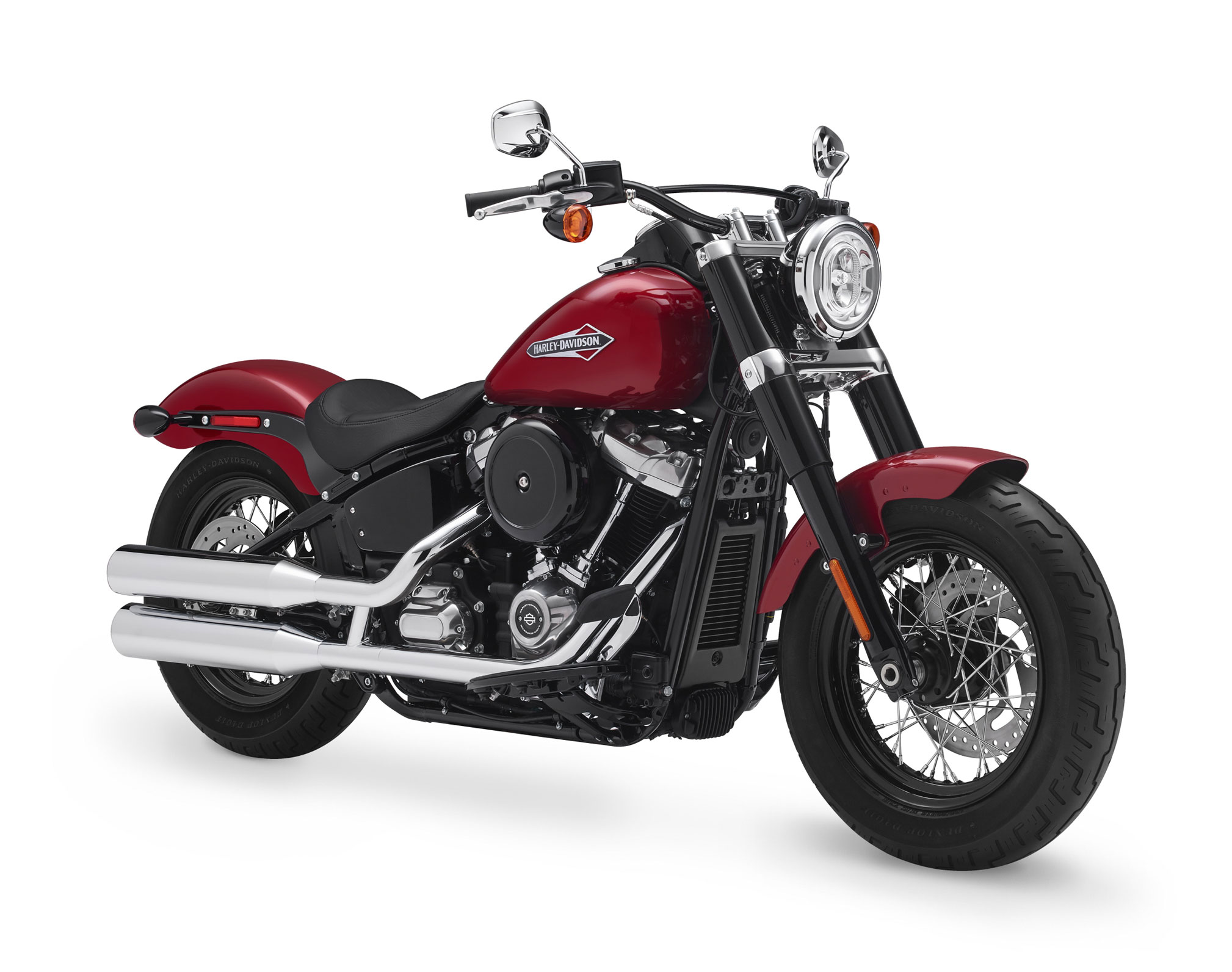 2018 harley davidson softail slim review totalmotorcycle. Black Bedroom Furniture Sets. Home Design Ideas