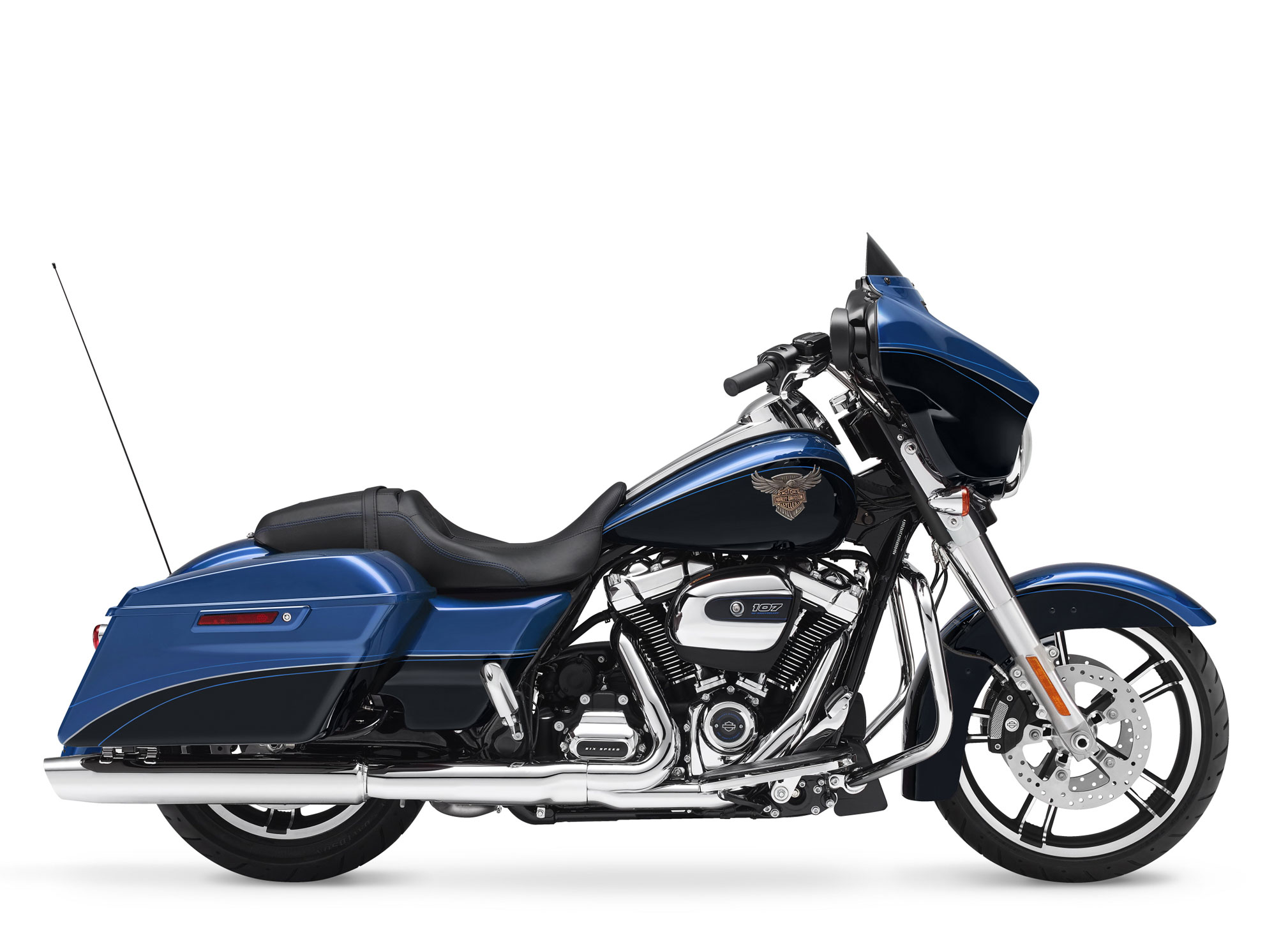 2018 harley davidson street glide 115th anniversary review totalmotorcycle. Black Bedroom Furniture Sets. Home Design Ideas