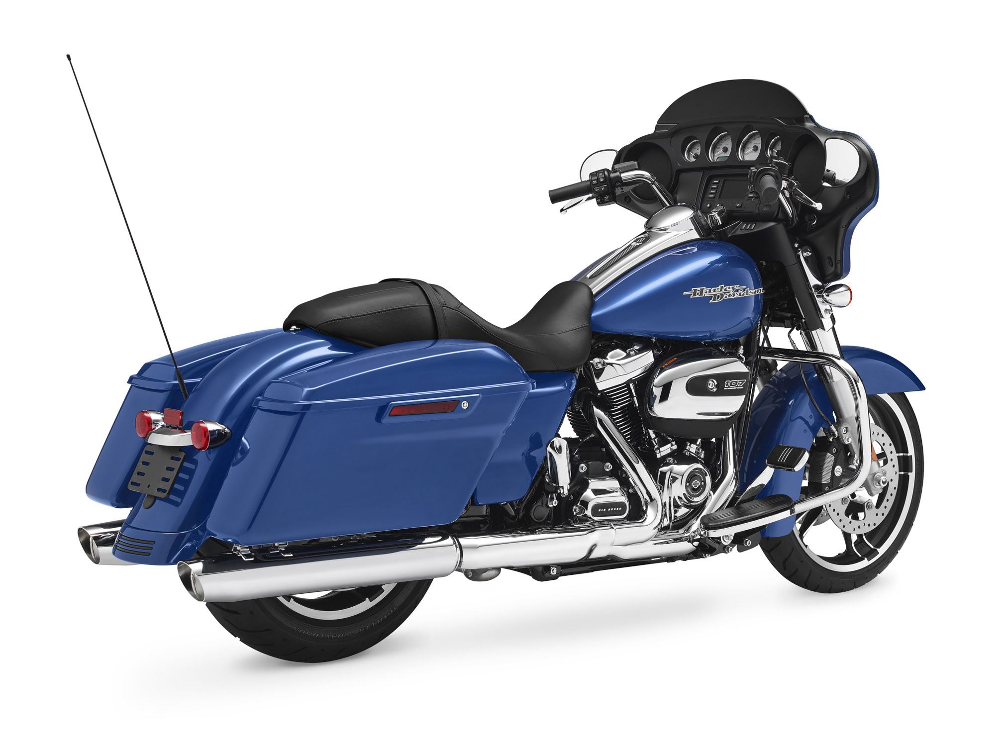 2018 harley davidson street glide review totalmotorcycle. Black Bedroom Furniture Sets. Home Design Ideas