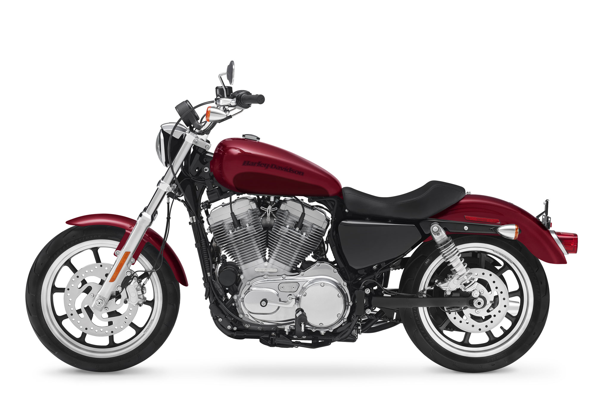 2018 Harley-Davidson SuperLow Review • Total Motorcycle