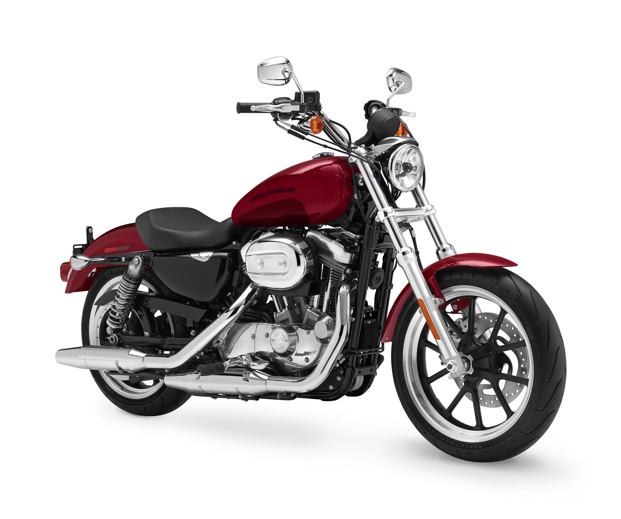 Harley Davidson Sportster Xll Superlow Review