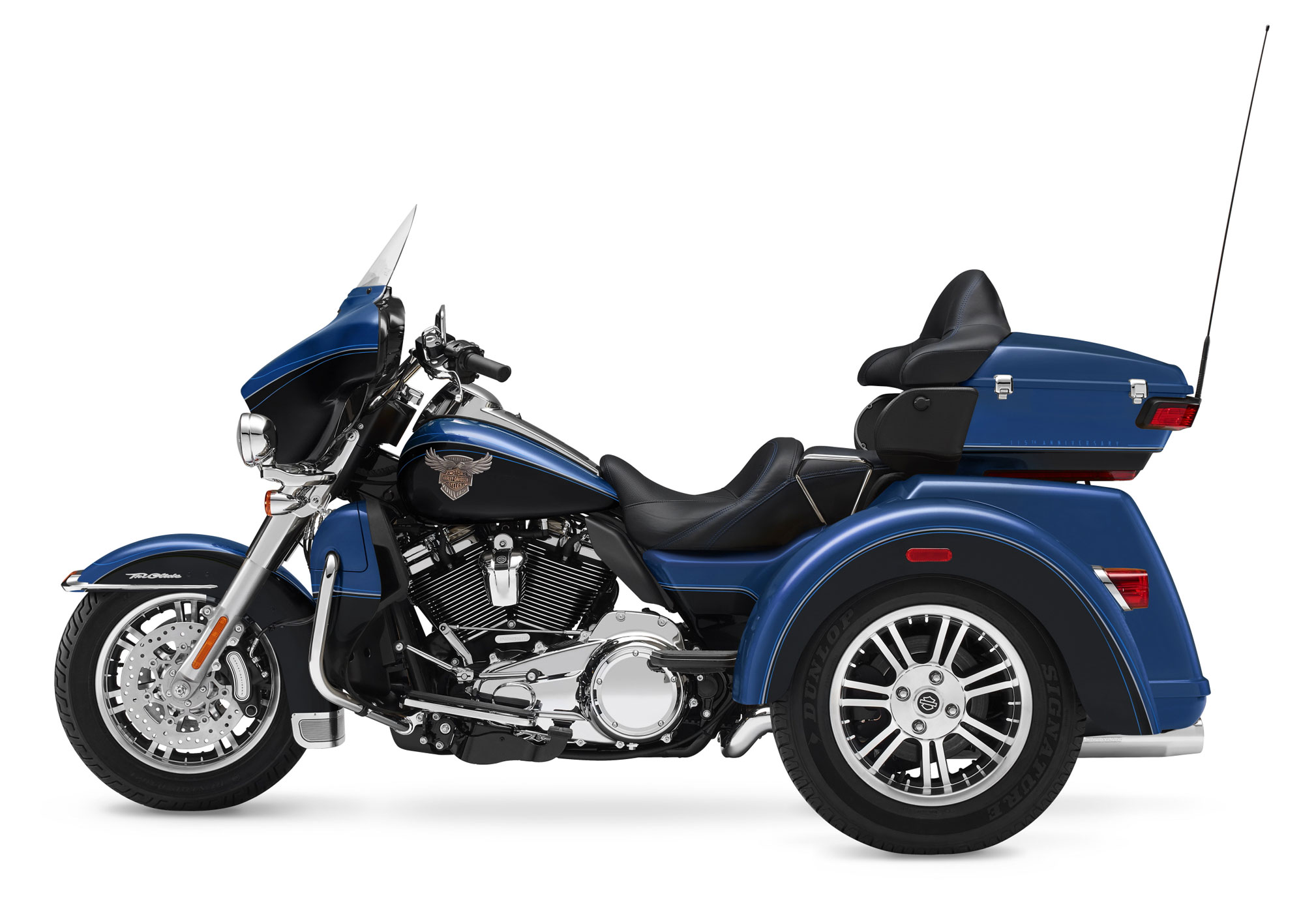 2018 harley davidson tri glide ultra 115th anniversary review totalmotorcycle. Black Bedroom Furniture Sets. Home Design Ideas