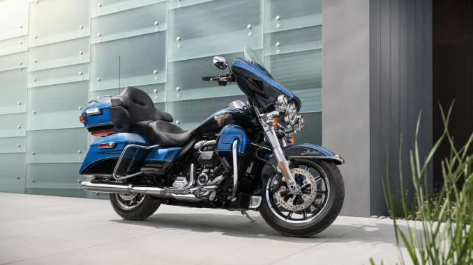 2018 Harley-Davidson Ultra Limited 115th Anniversary ...