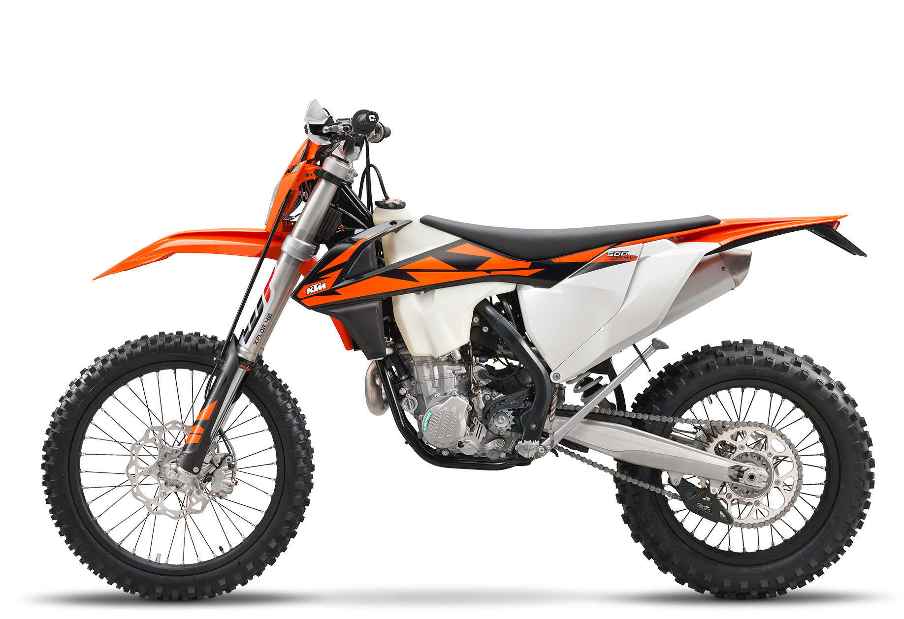 2018 ktm 500 exc f review total motorcycle. Black Bedroom Furniture Sets. Home Design Ideas