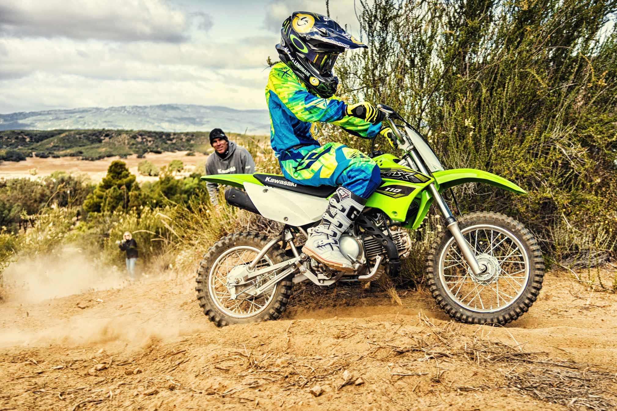 Kawasaki Klxs Review