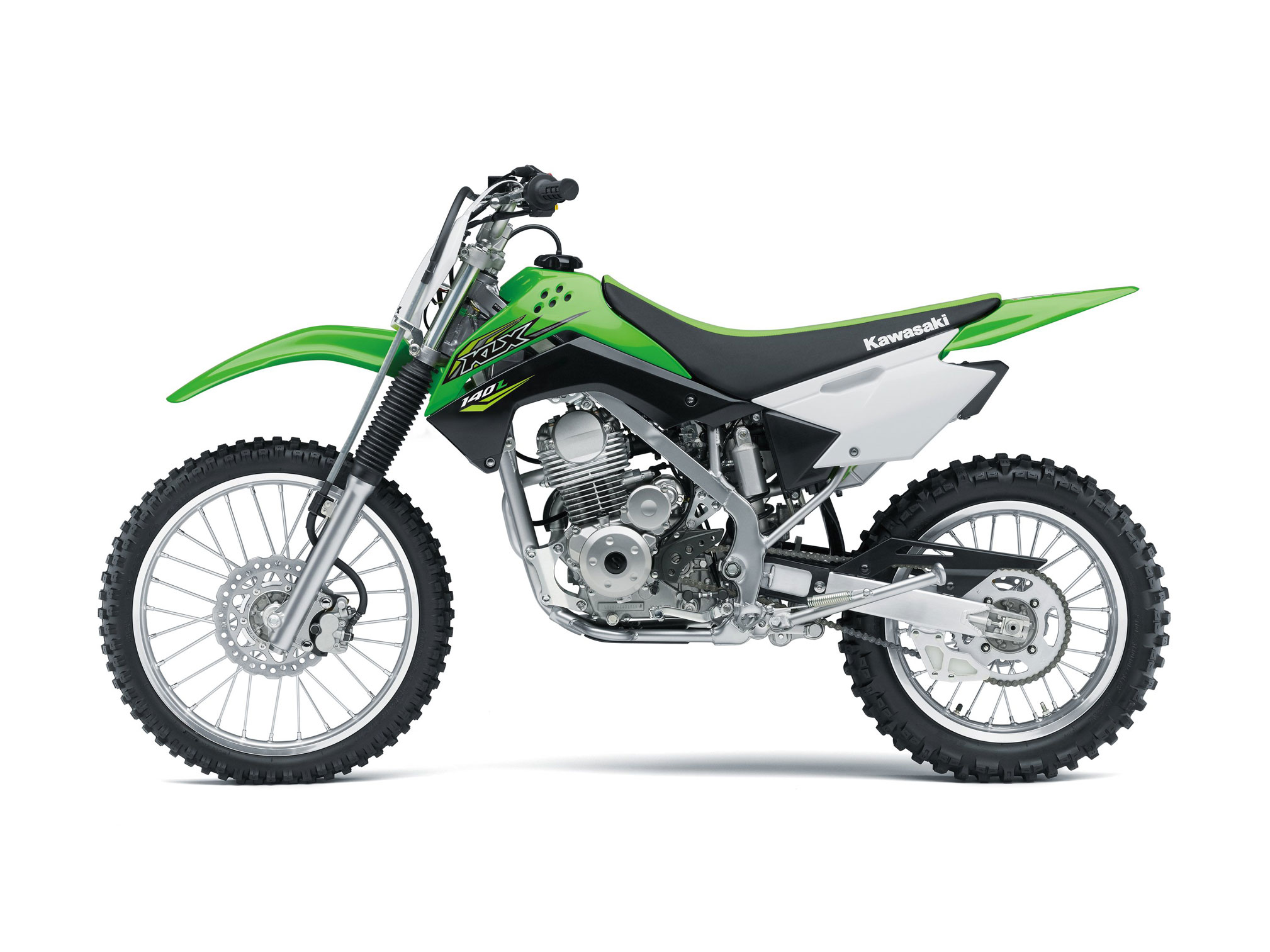 Incredible 2018 Kawasaki Klx140L Review Total Motorcycle Ocoug Best Dining Table And Chair Ideas Images Ocougorg