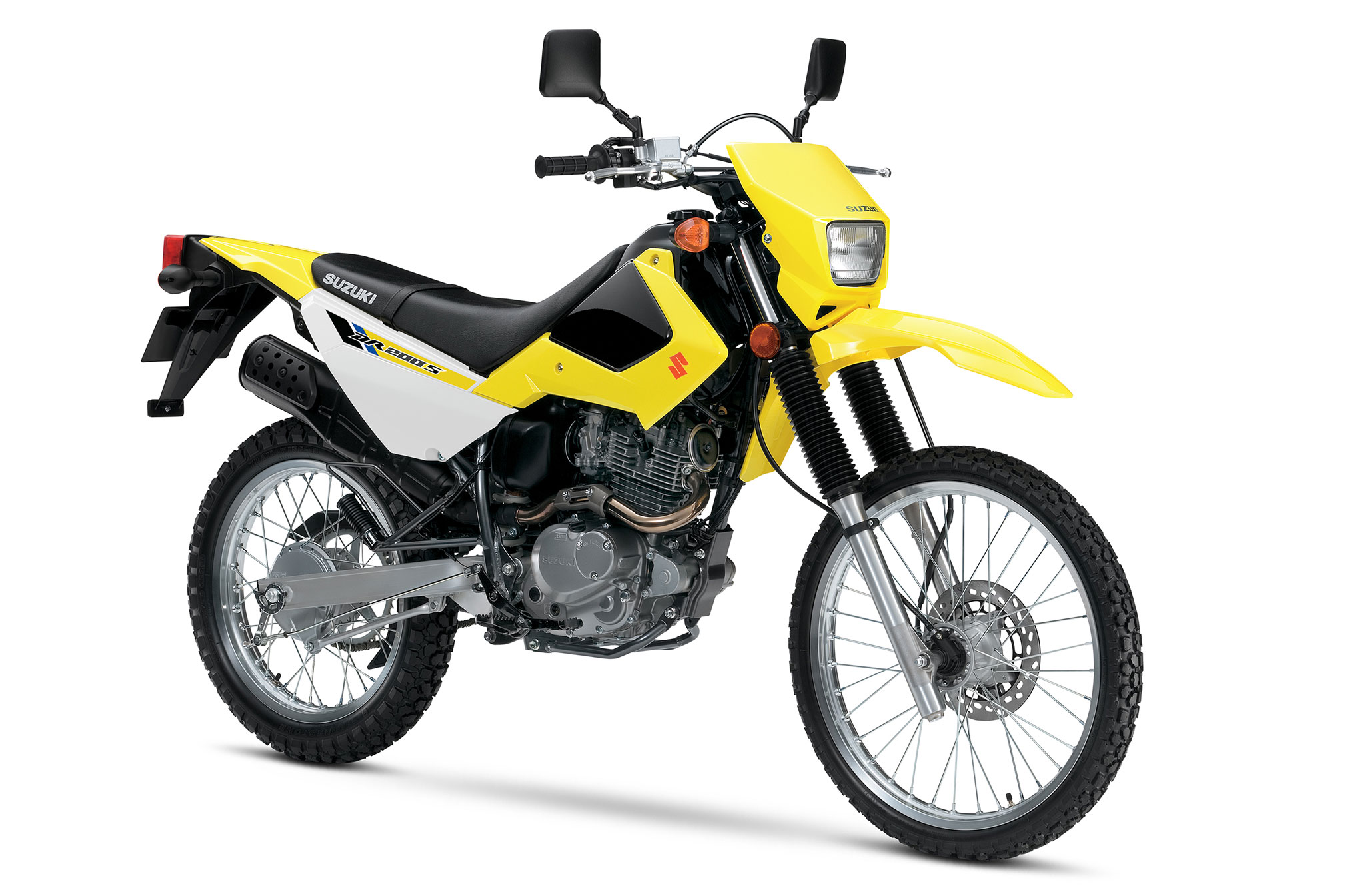 Suzuki Trail Bikes Models