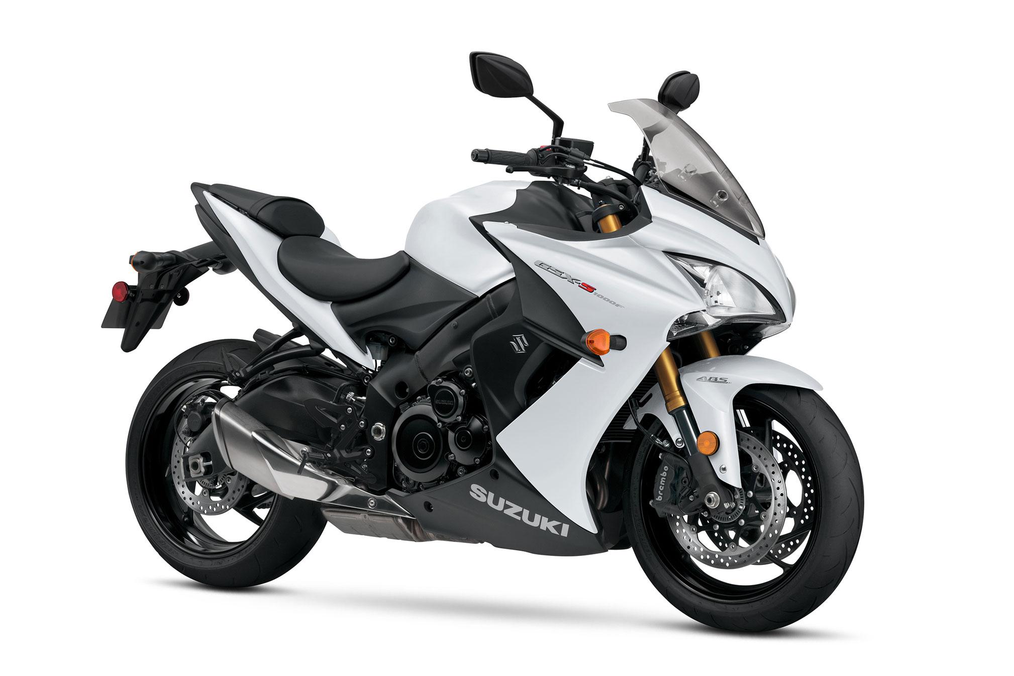 2018 Suzuki GSX-S1000F ABS