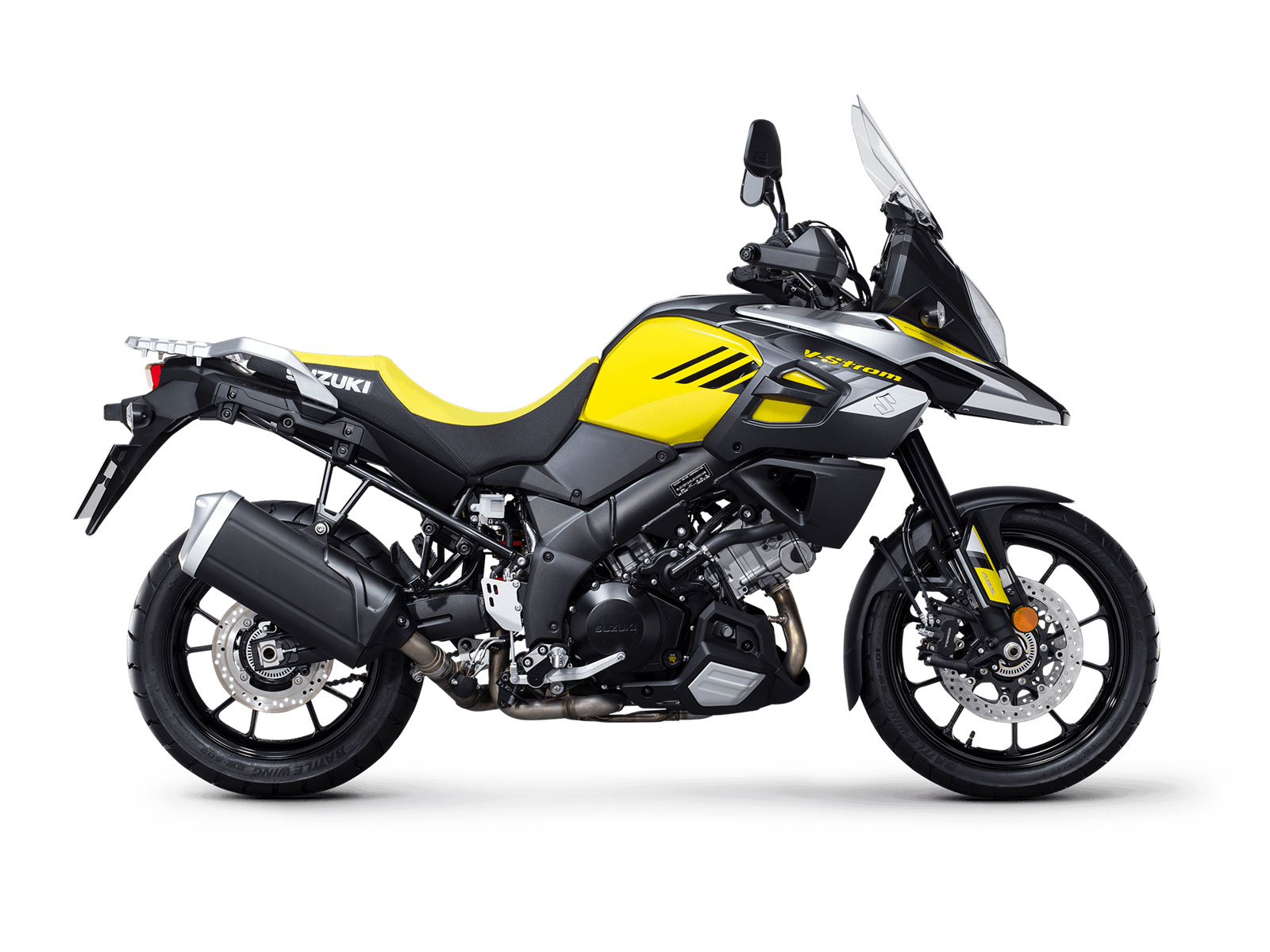 Suzuki V Strom Abs Review