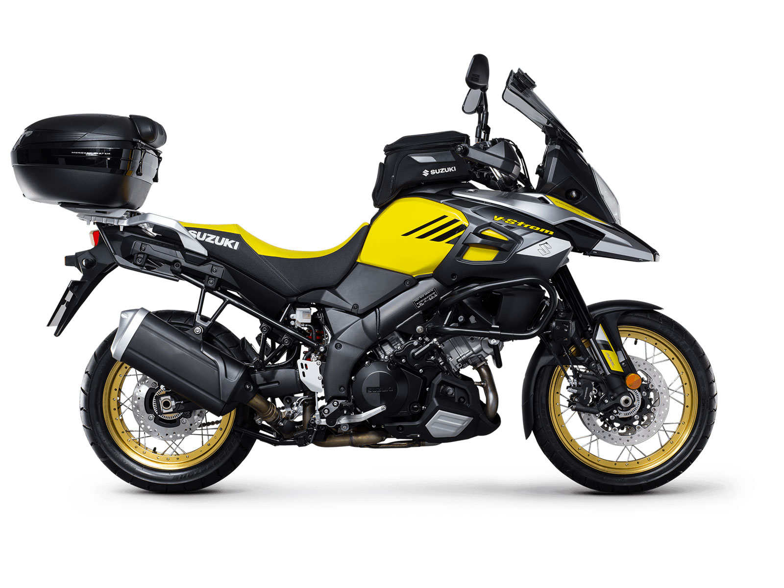 2018 suzuki v strom 1000xt abs review total motorcycle. Black Bedroom Furniture Sets. Home Design Ideas