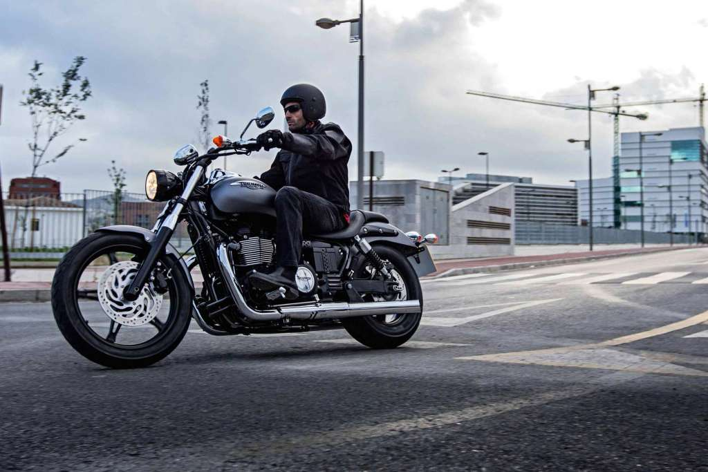 2018 Triumph Speedmaster Review Total Motorcycle