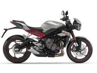 2018 Triumph Street Triple R Low