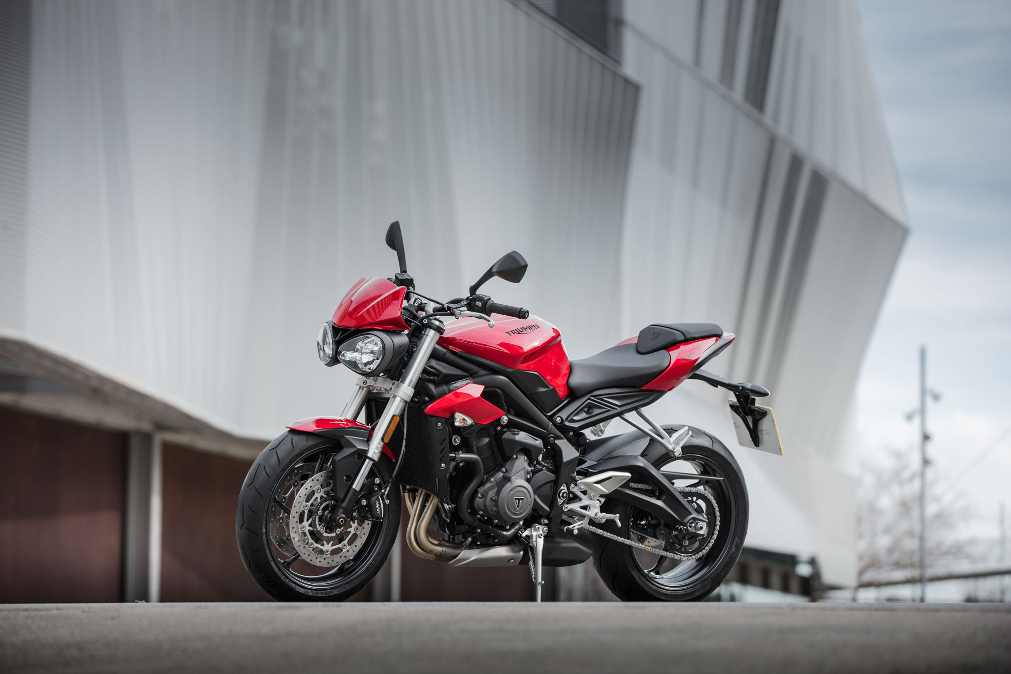 2018 Triumph Street Triple S Review on Conversion Of Unit