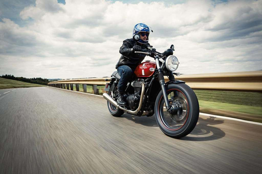 2018 Triumph Street Twin Review Total Motorcycle