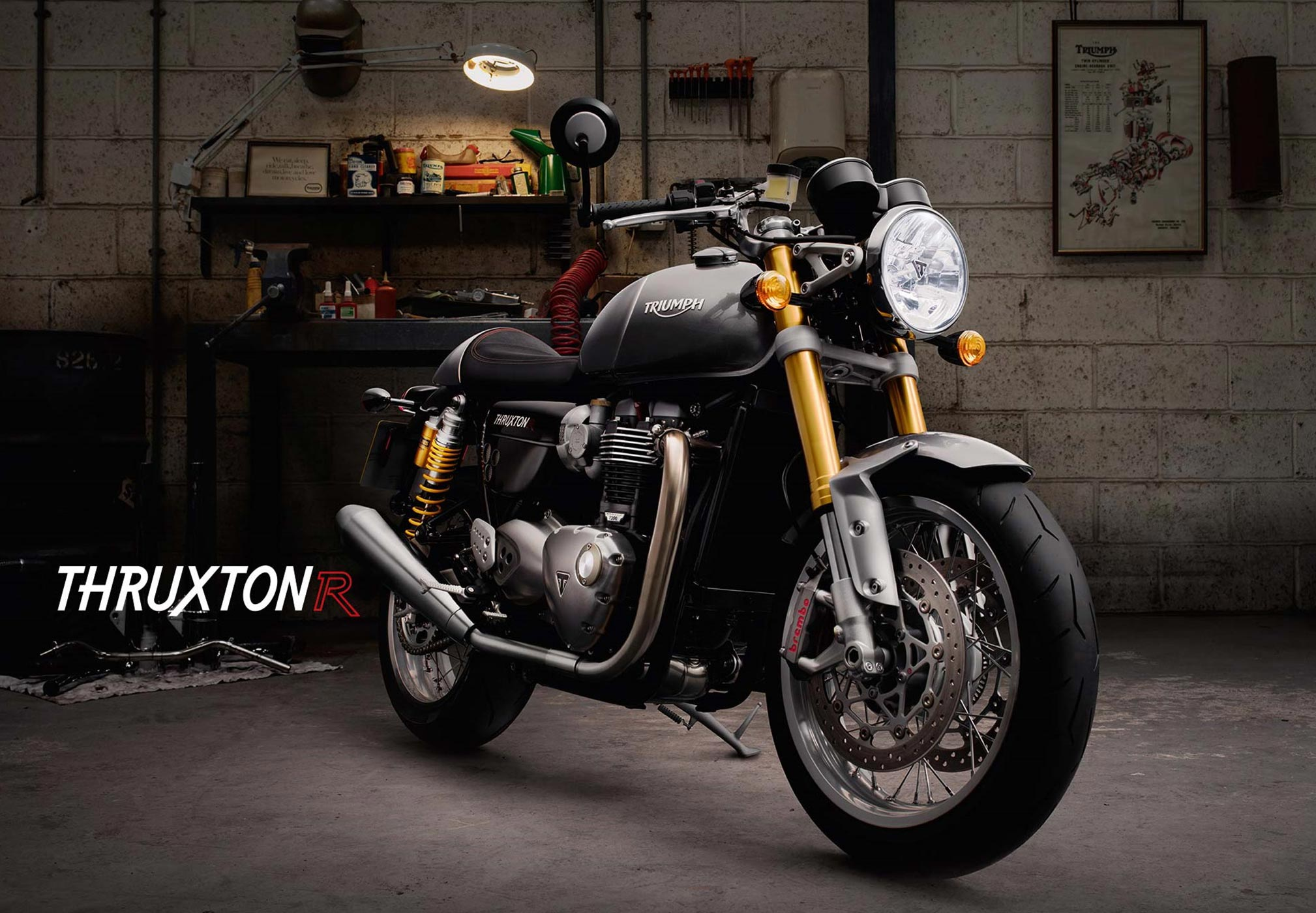 2018 triumph thruxton 1200r review totalmotorcycle. Black Bedroom Furniture Sets. Home Design Ideas
